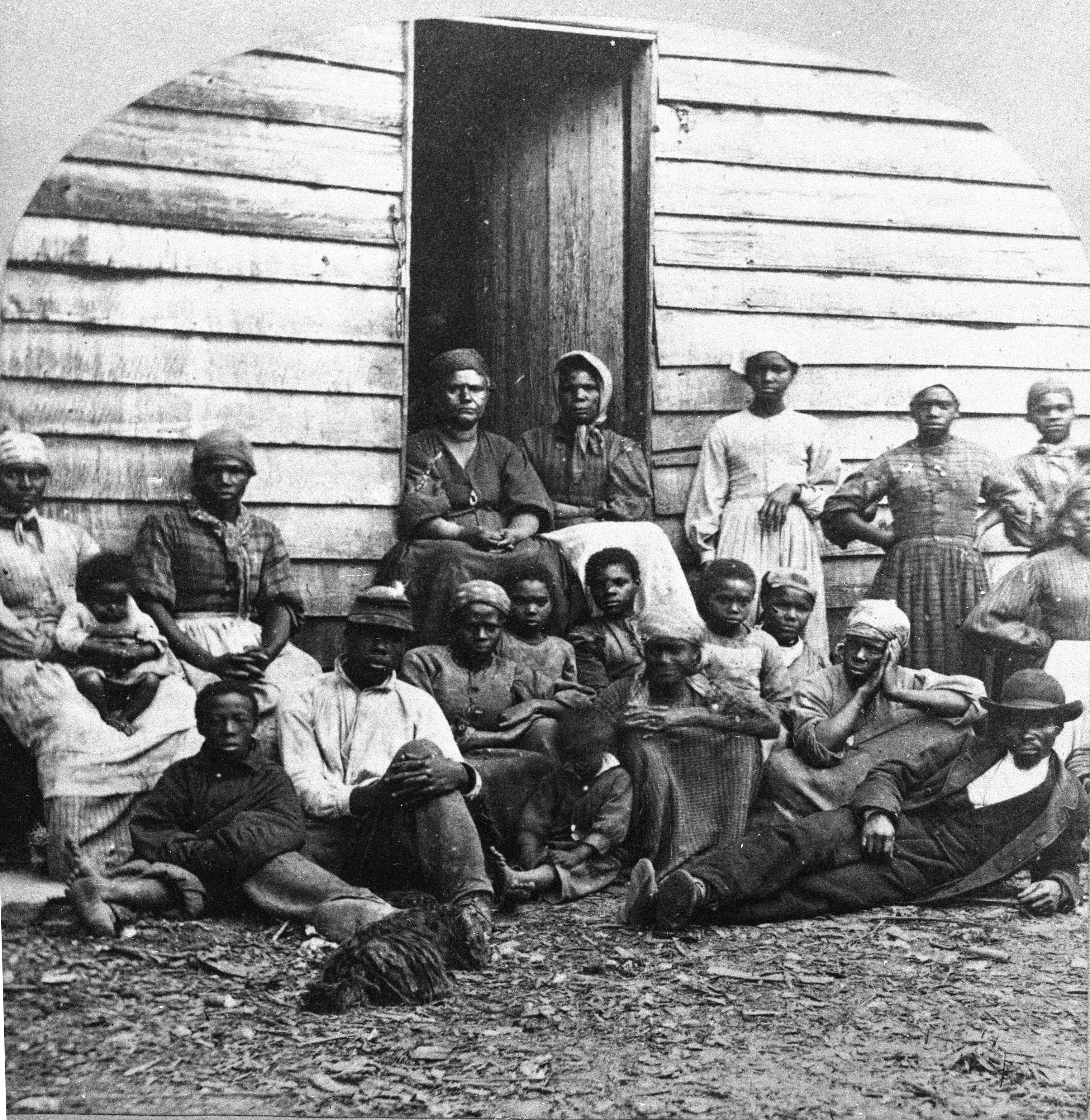 The myths about slavery that still hold America captive
