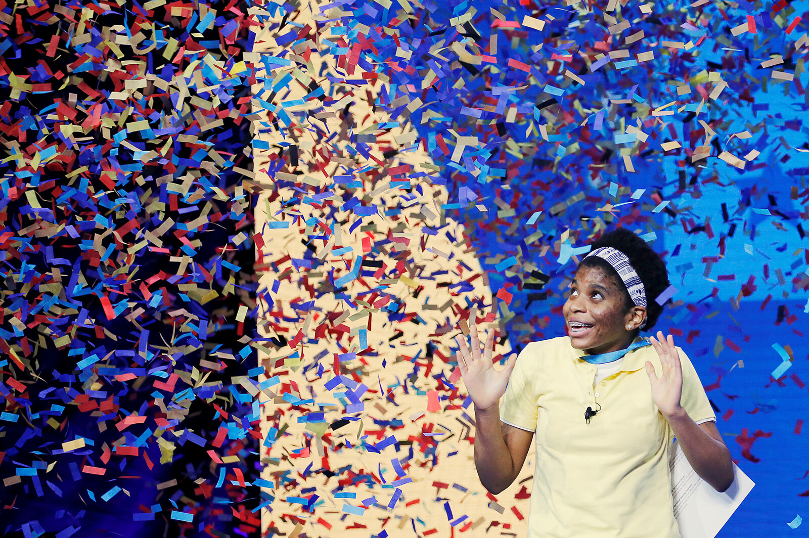 The first African American contestant to win National Spelling Bee is now aiming for Harvard, the NBA and NASA