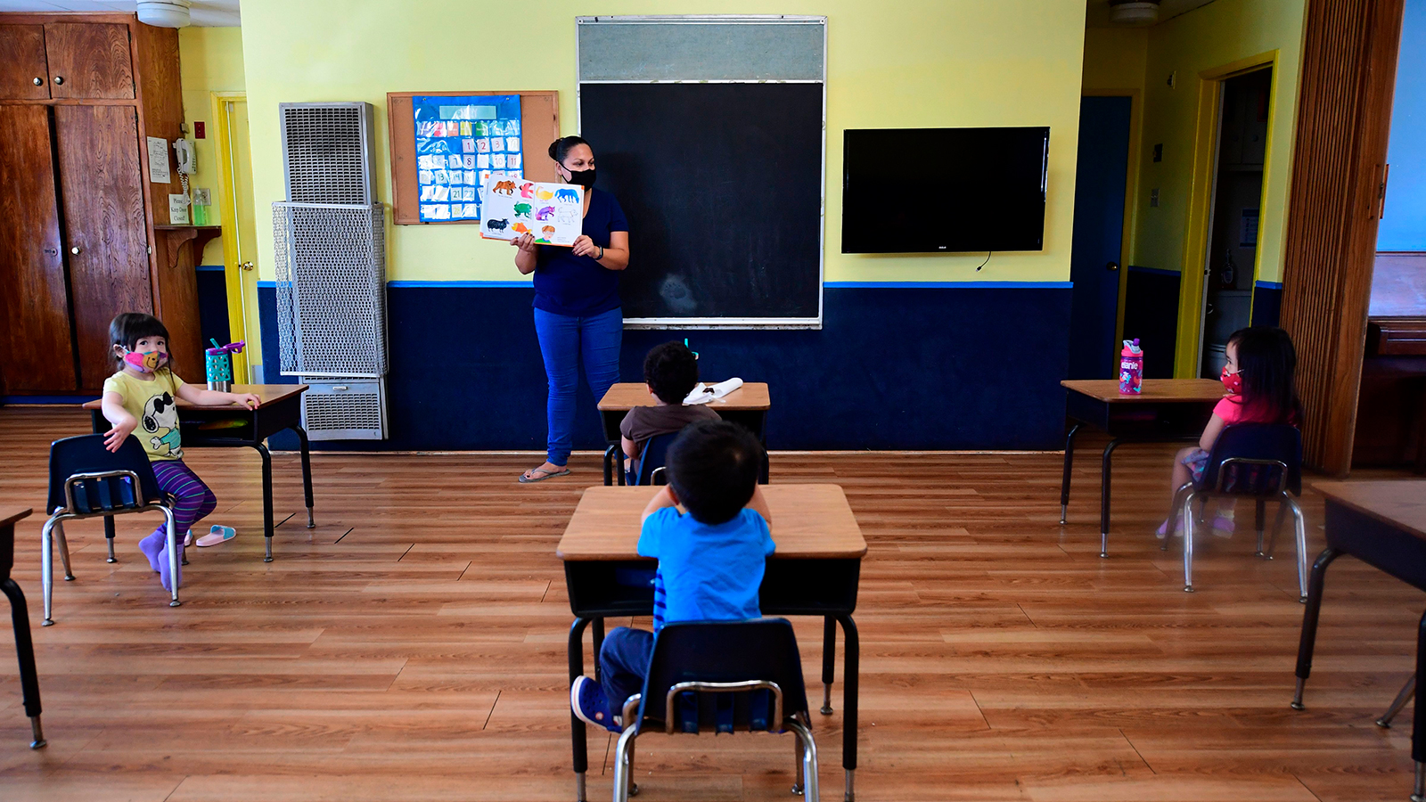 States struggle with reopening of schools