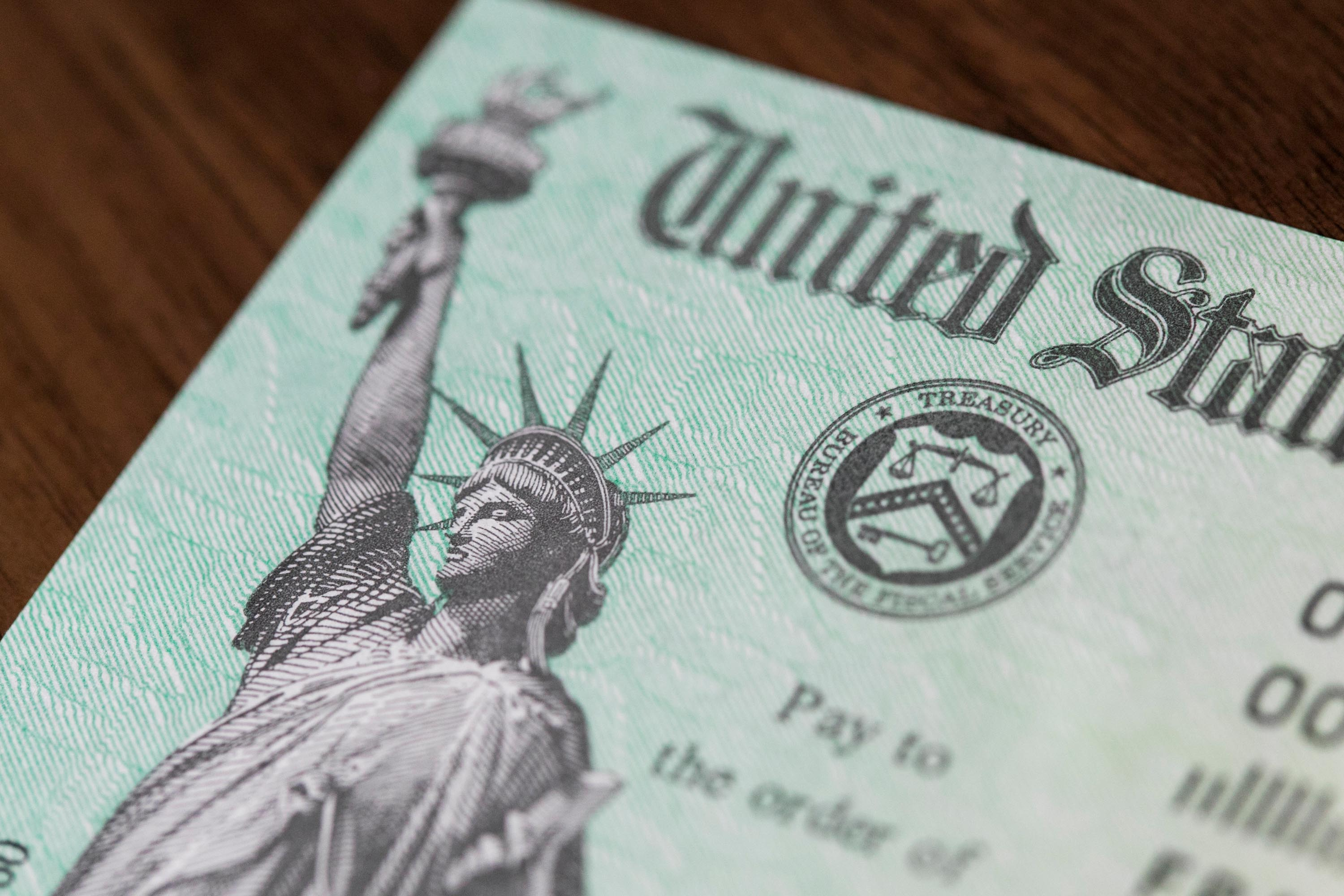 Stimulus checks won't be taxed, but unemployment benefits will be