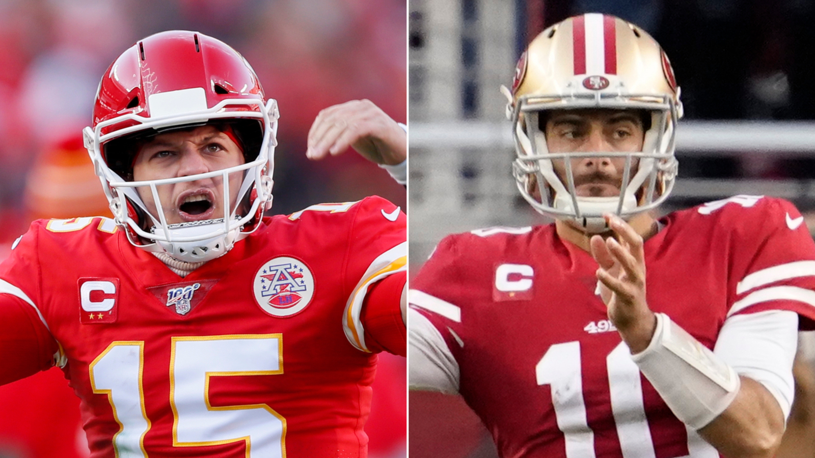 Kansas City Chiefs will play San Francisco 49ers in Super Bowl LIV