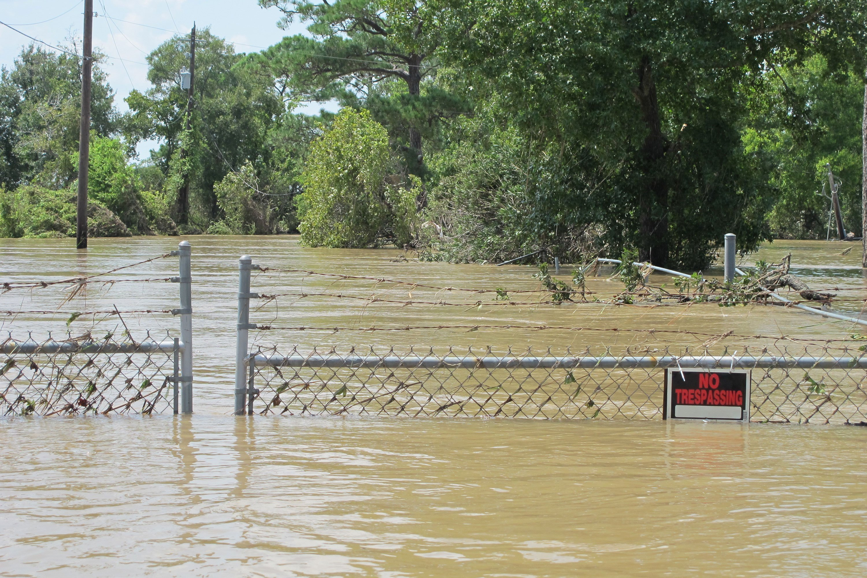 America's many toxic waste sites are in areas at risk of worsening natural disasters