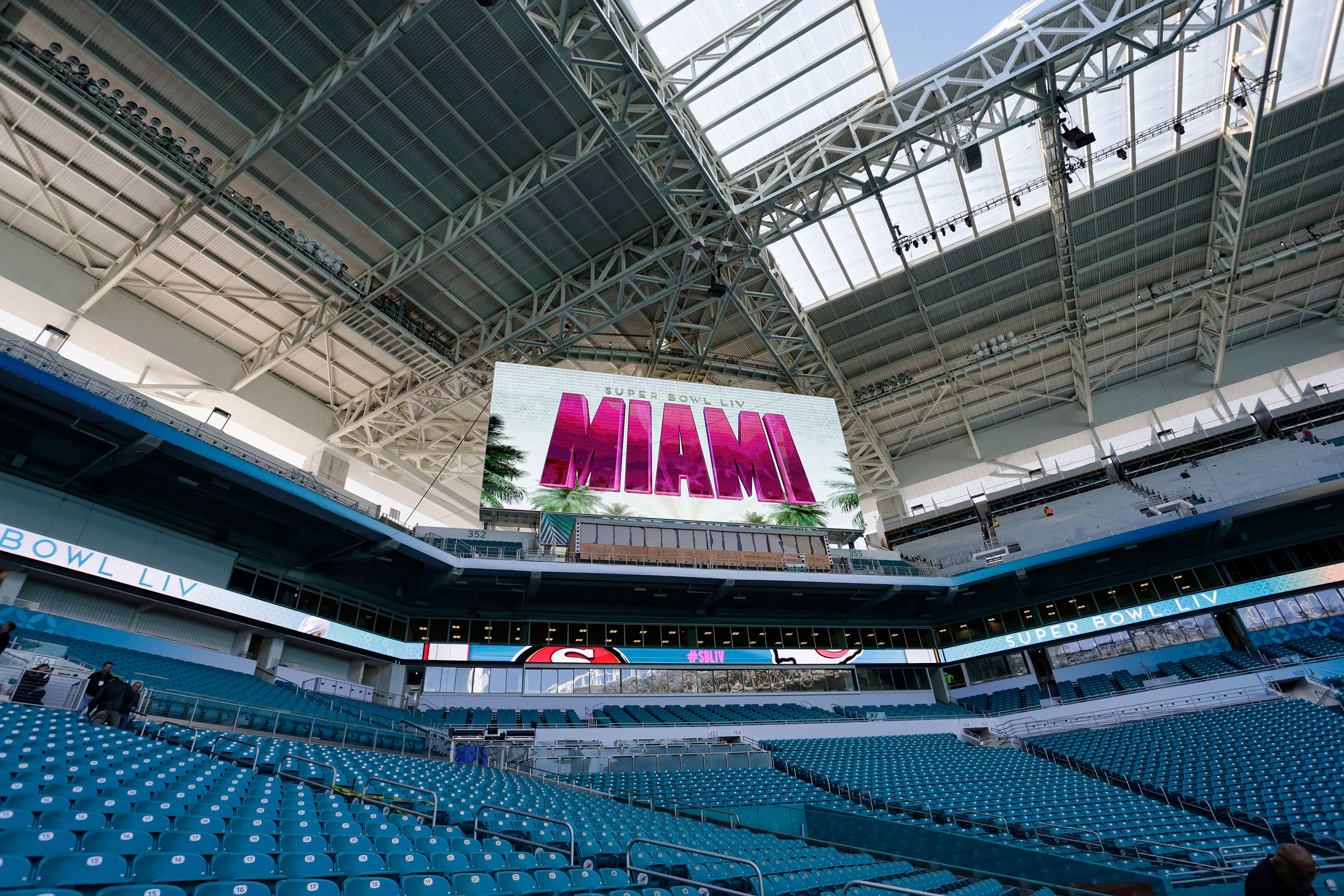Here's what a $40,000 Super Bowl ticket will get you