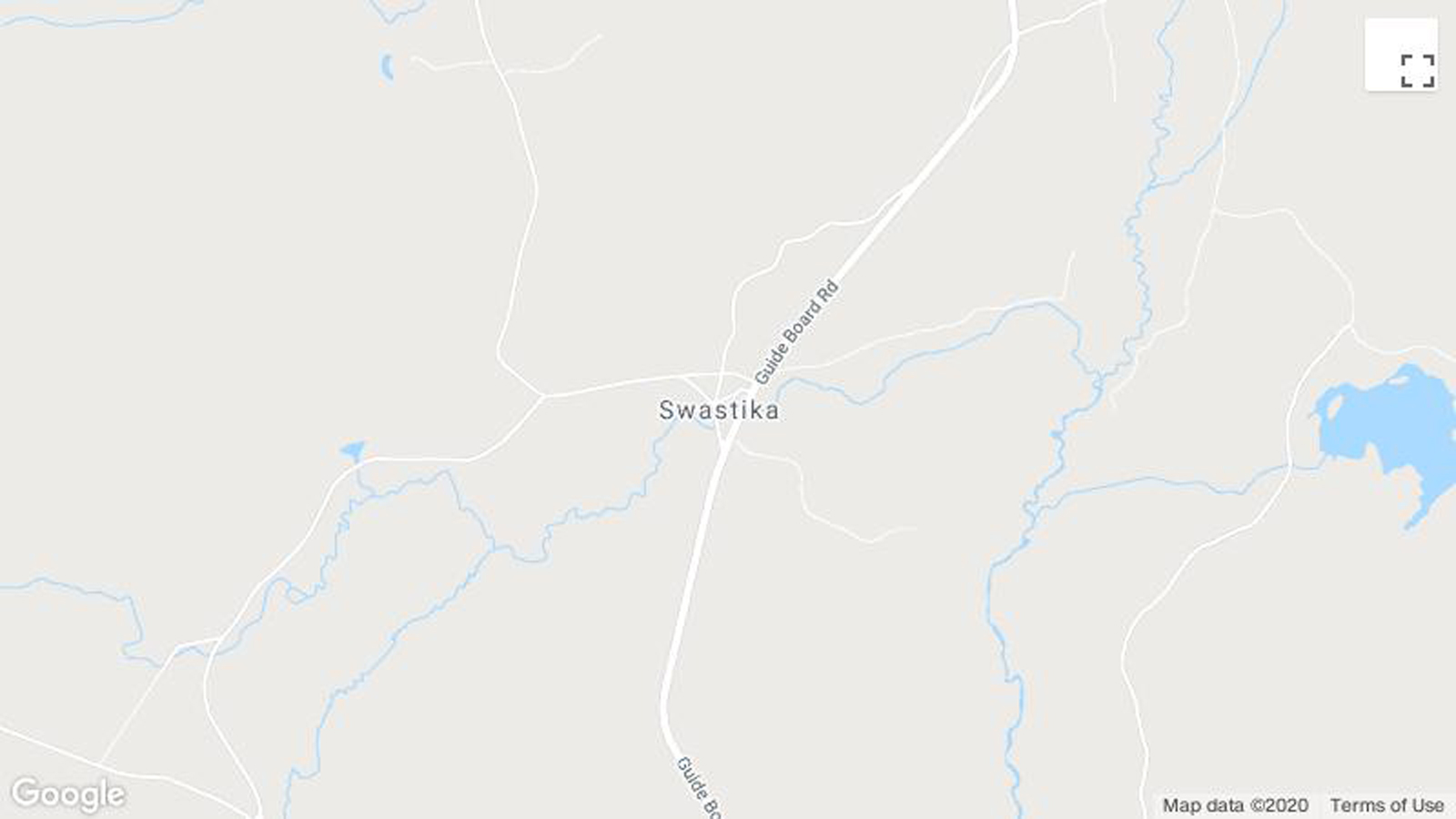 The New York town of Swastika votes to keep its name