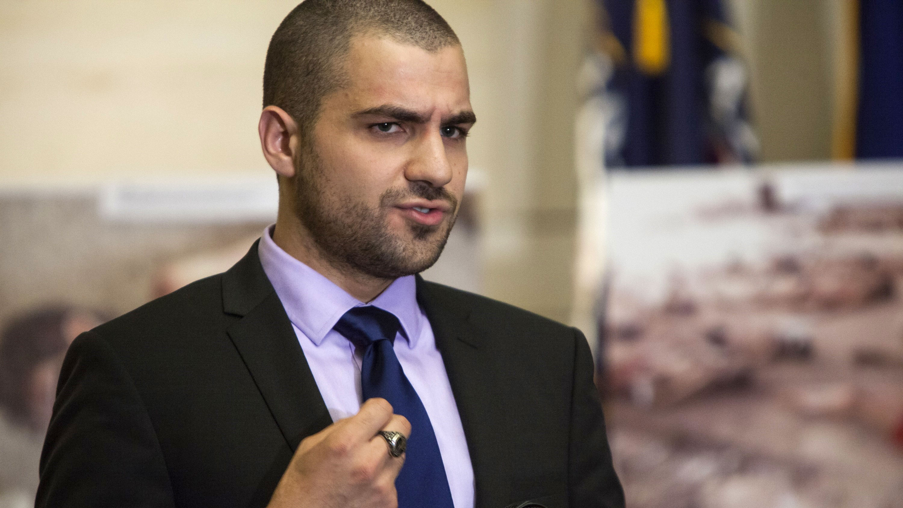 A graduation 12 years in the making: One Syrian activist's road to his college degree