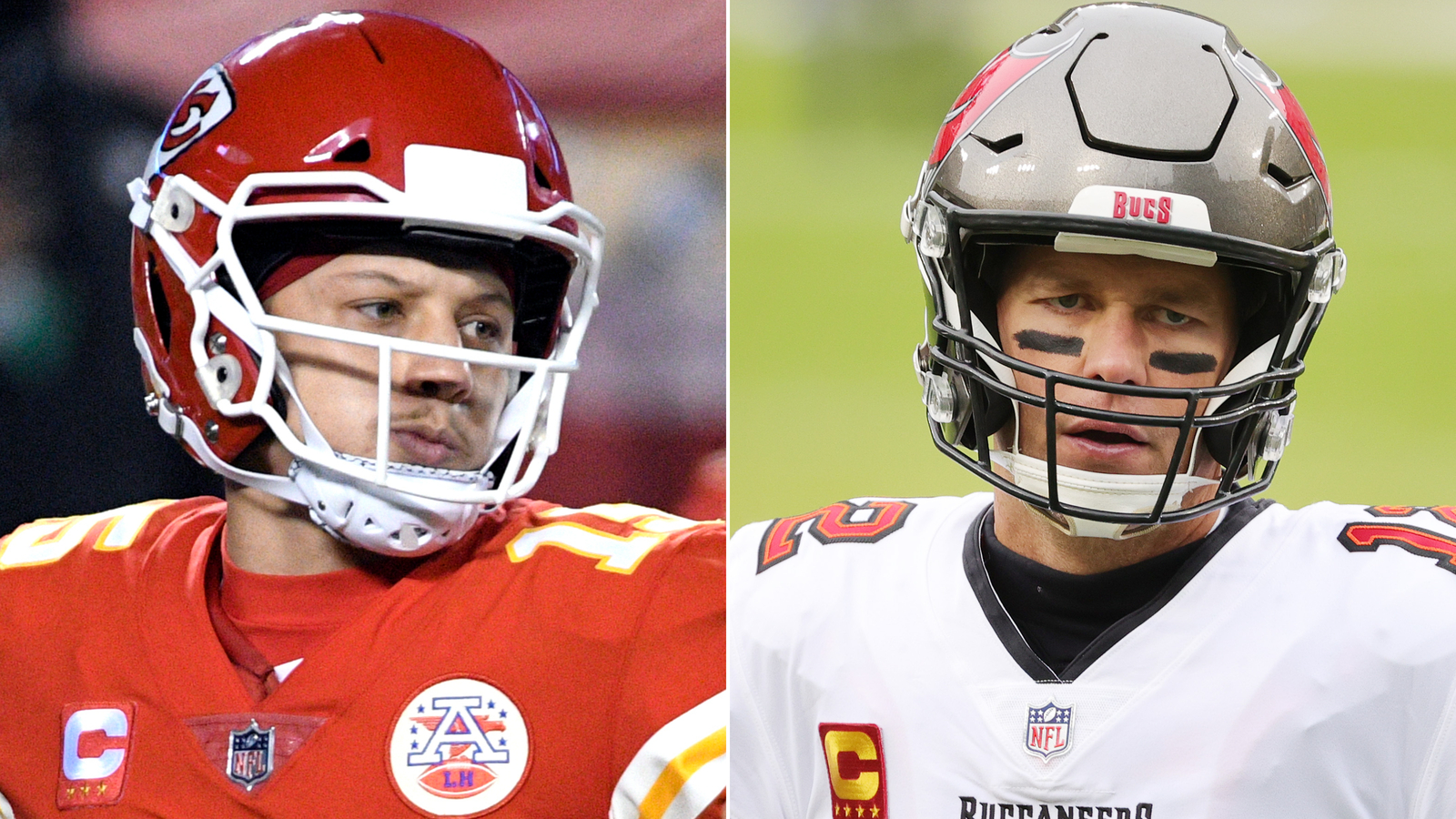 'Like LeBron and Jordan playing in the Finals': It's Tom Brady versus Patrick Mahomes in the Super Bowl