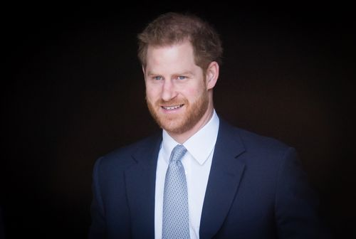 Image for Prince Harry lands new job as a tech executive