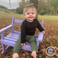 A 15-month-old was reported missing this week -- two months after she was last seen