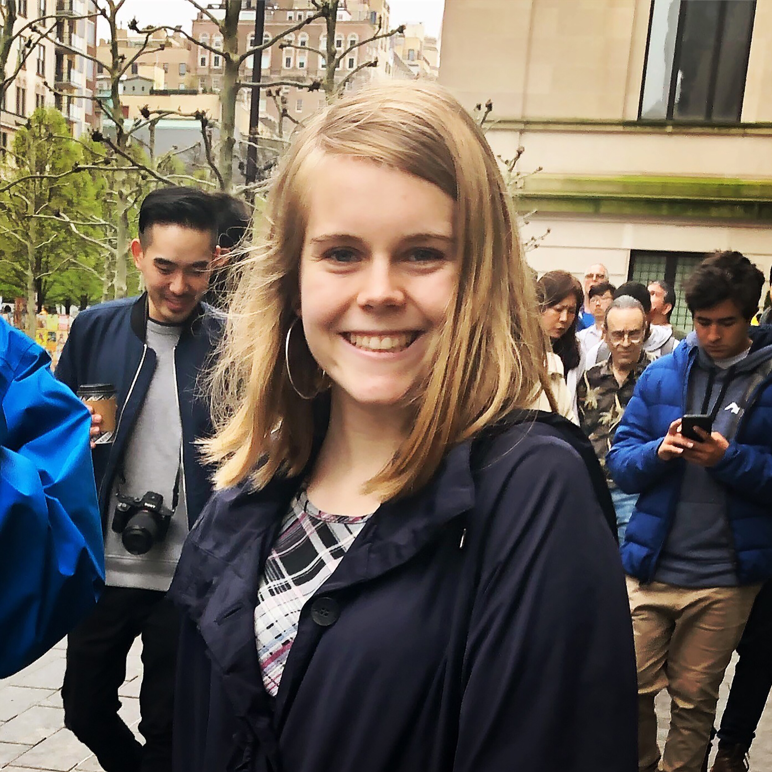 Teen in Barnard student murder sentenced to 9 years to life in prison