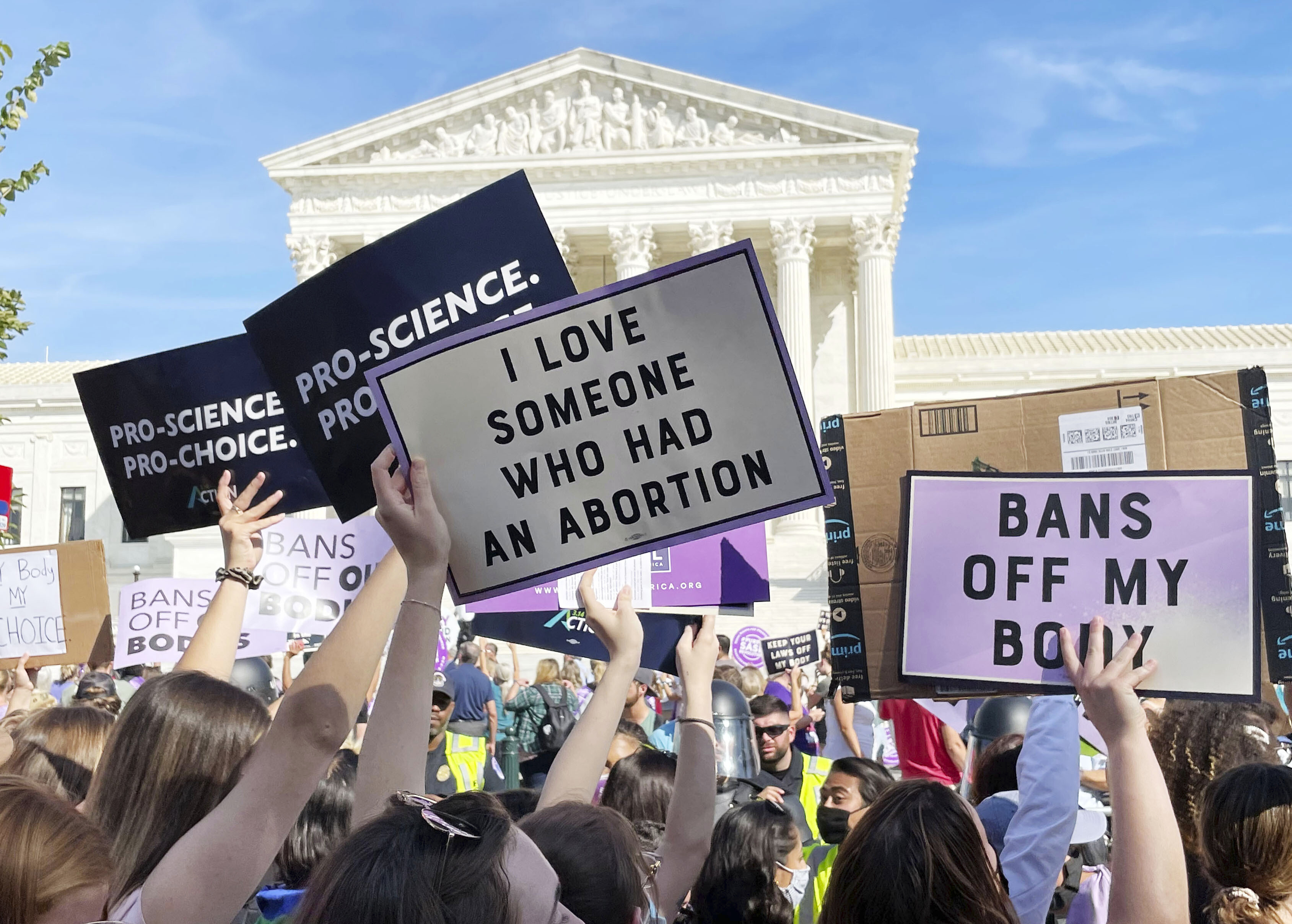 Texas abortion ban is an early glimpse of what post-Roe America would look like for women
