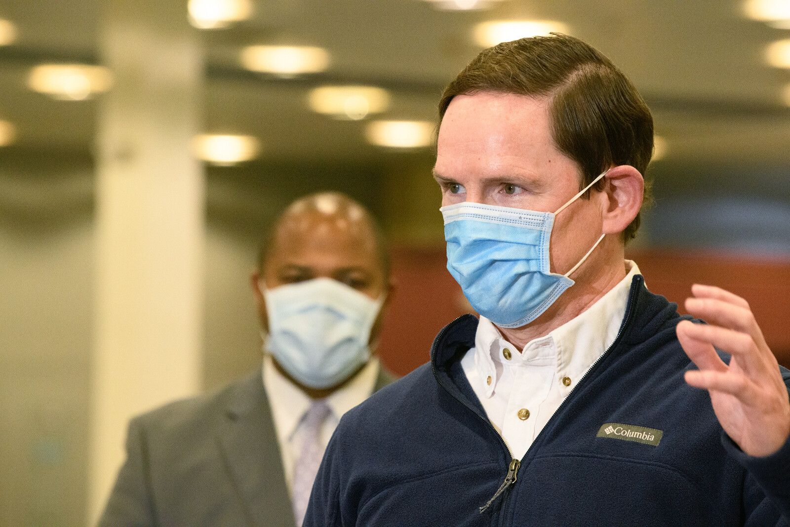 Dallas County judge asks for temporary restraining order against governor's mask mandate ban