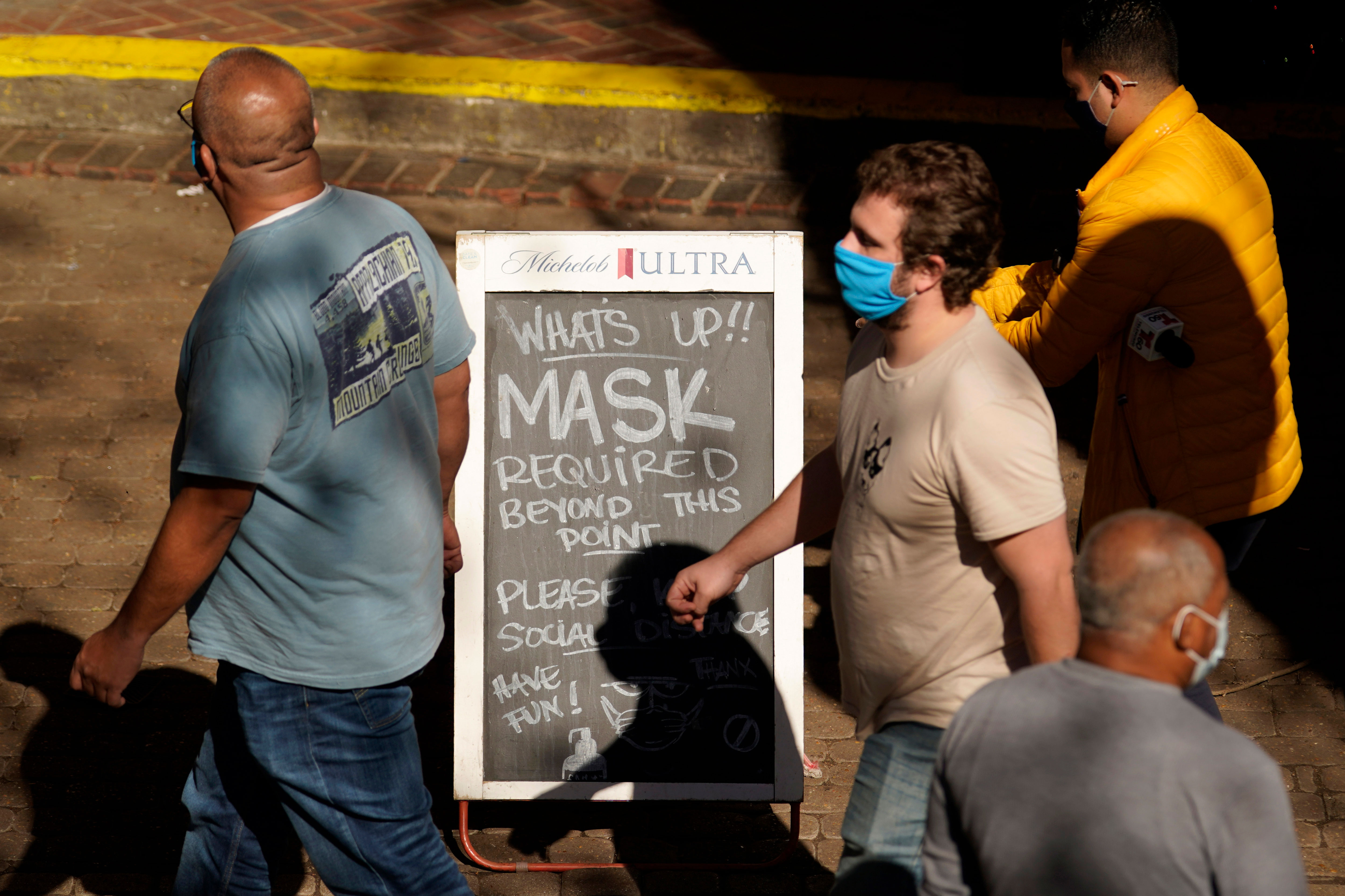'It's too soon for it': Small business owners react to Texas dropping mask mandate