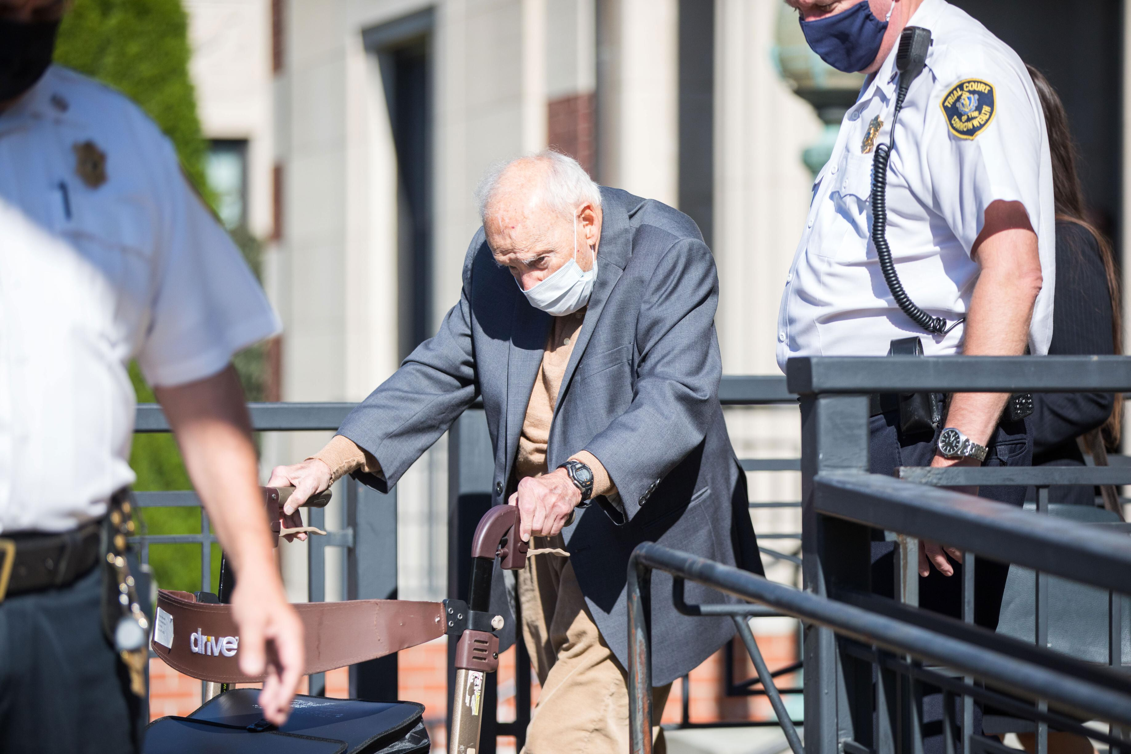 Defrocked Cardinal Theodore McCarrick pleaded not guilty to sexual assault charges