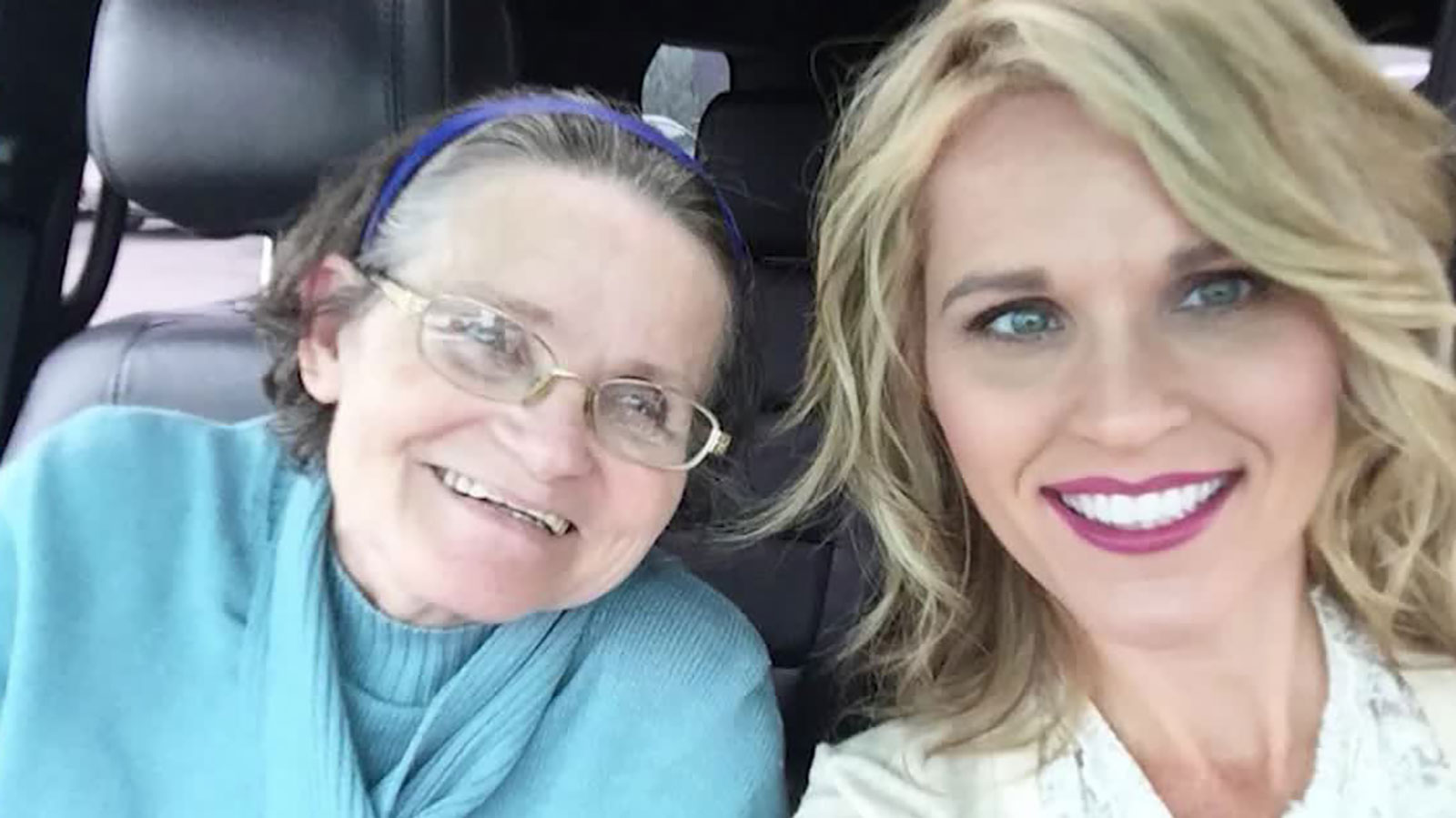 Woman takes third job at assisted living facility to spend time with quarantined mother