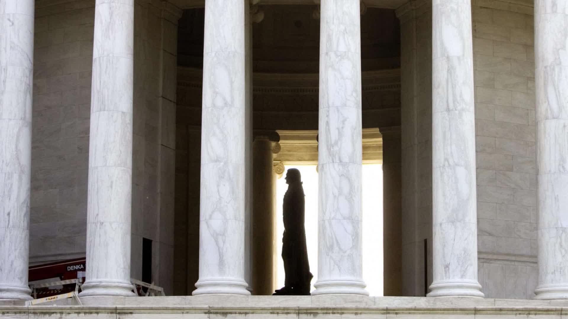 Two of Thomas Jefferson's descendants want his DC memorial replaced