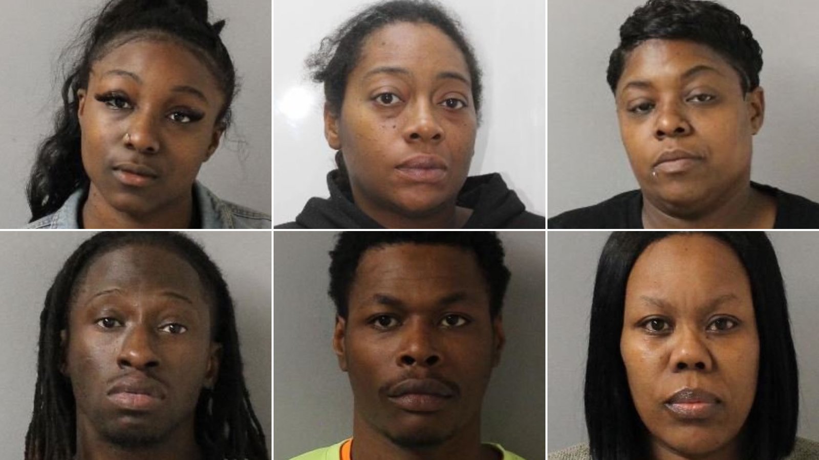 6 arrested for allegedly helping 2 juvenile inmates who escaped from Nashville detention center