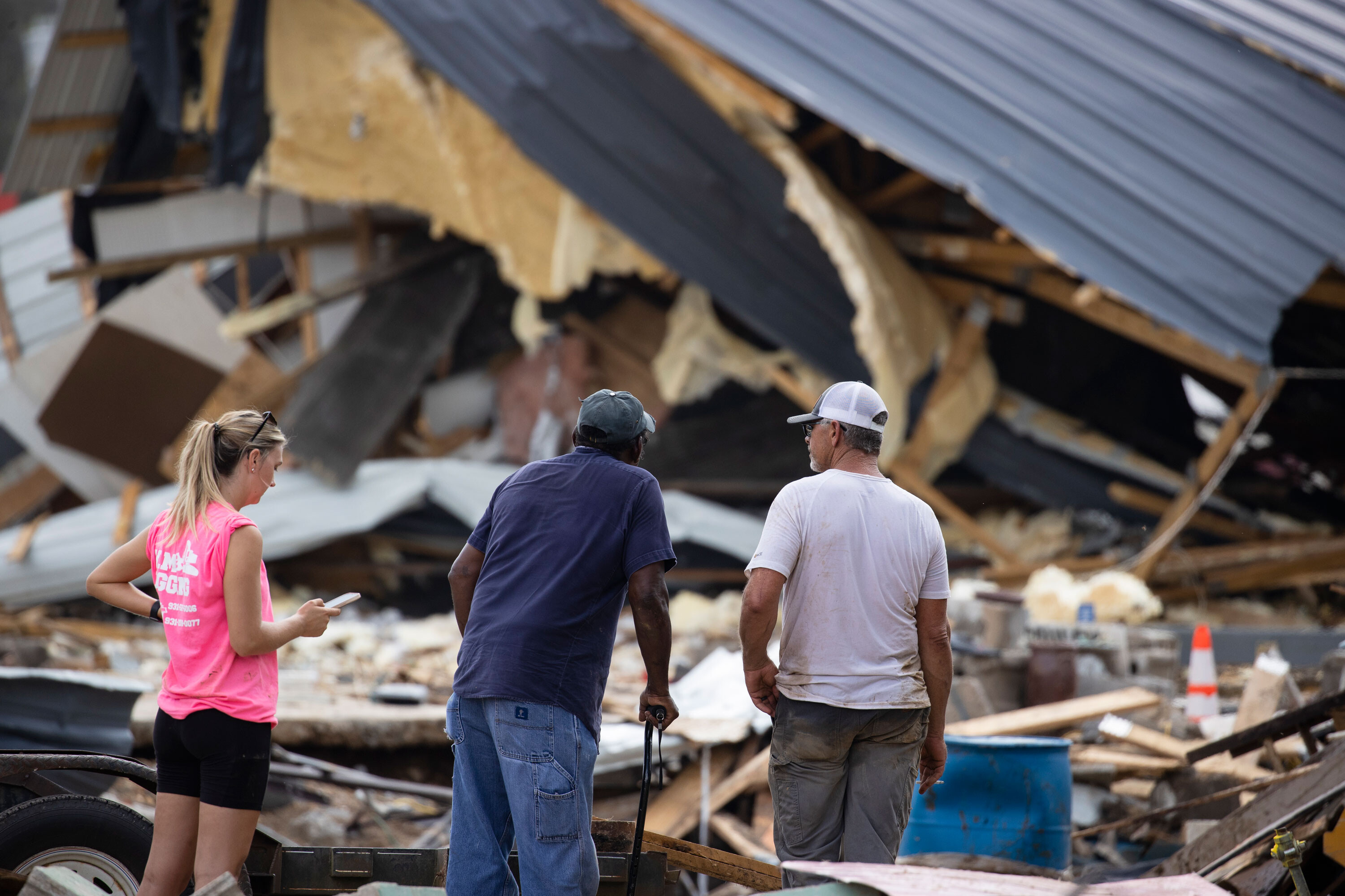 More than 270 homes were destroyed in central Tennessee as flash flooding killed 18, officials say