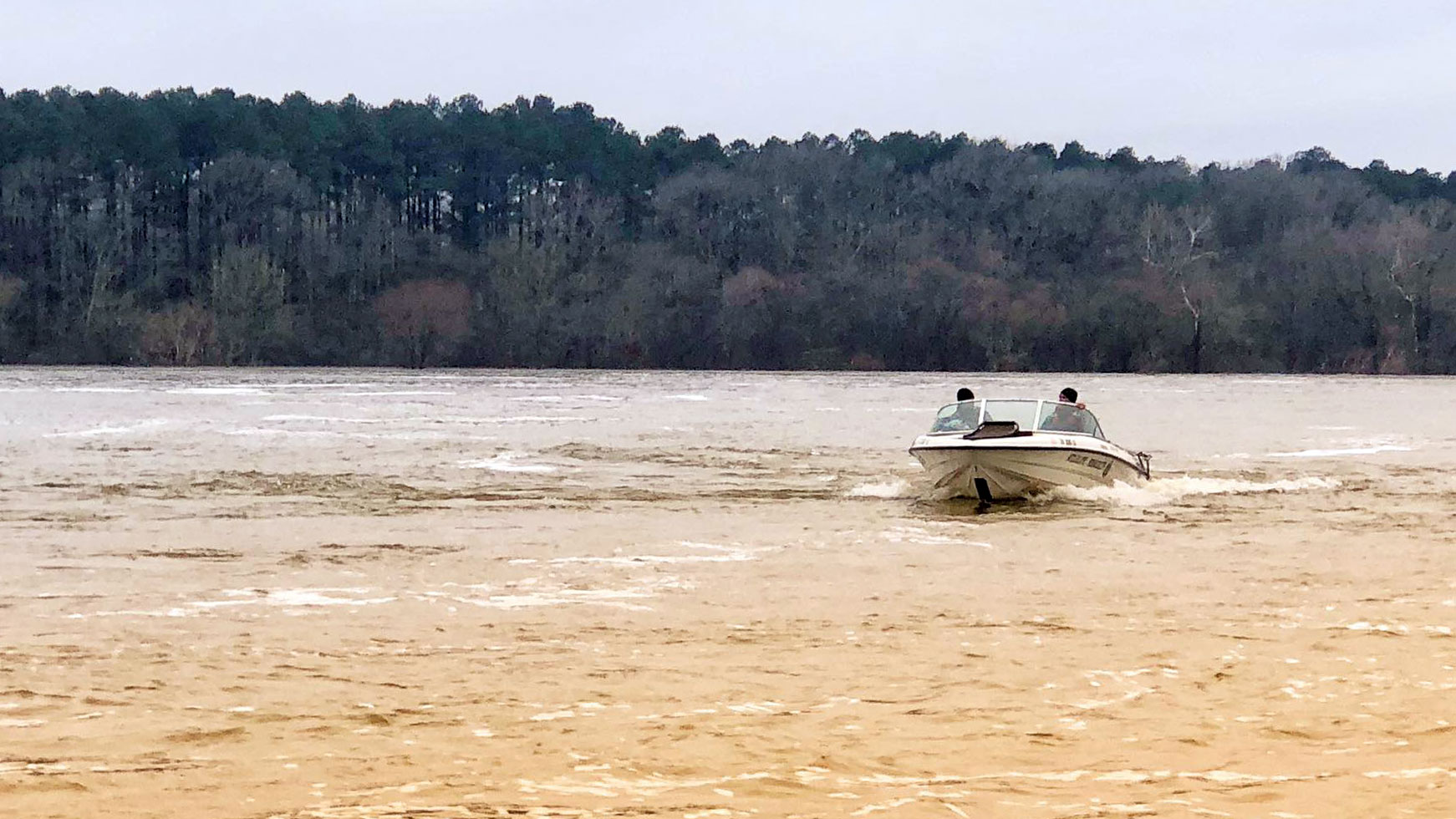 Search will resume Tuesday for 2 teens and an adult who went missing during fishing tournament