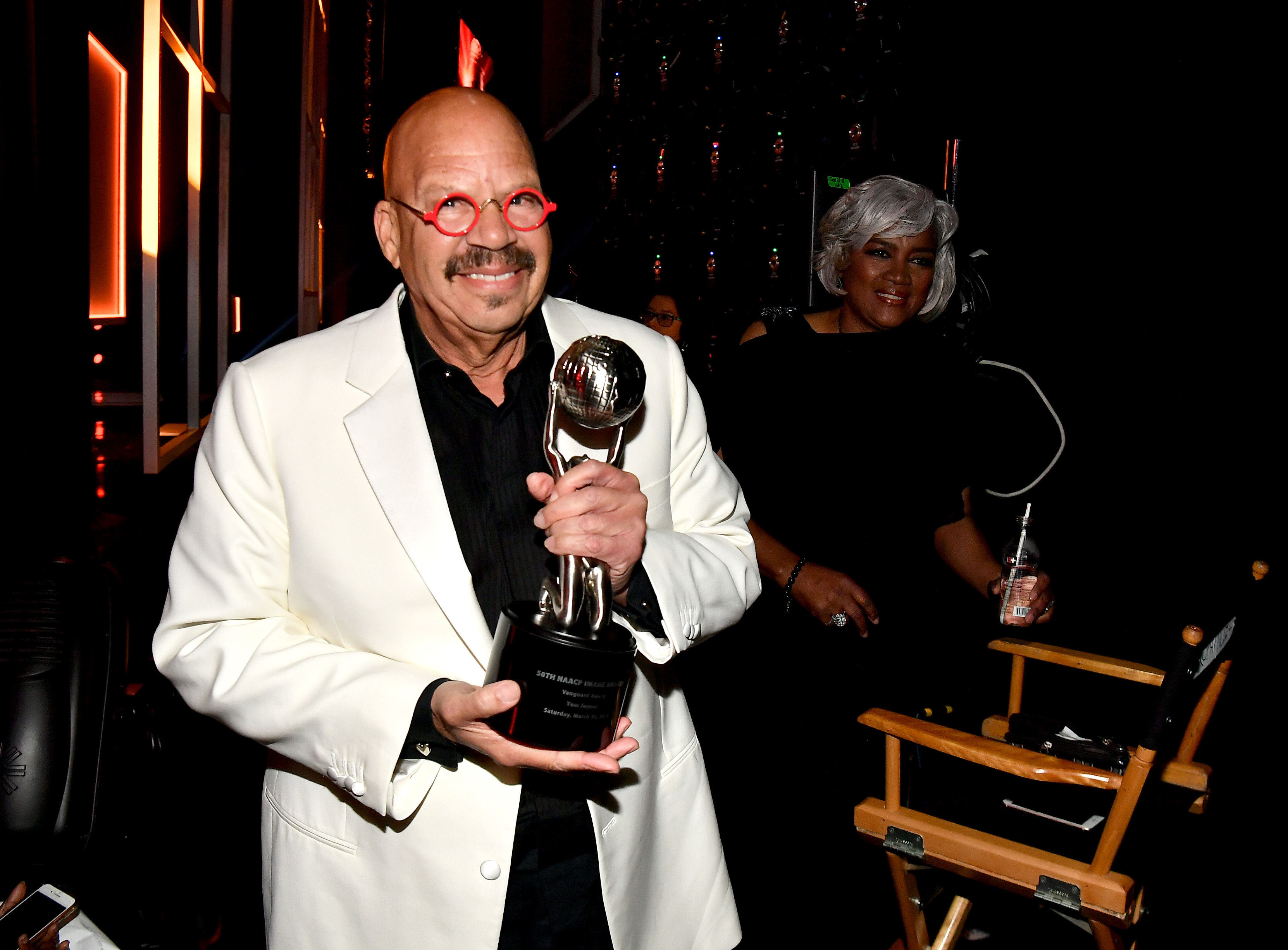 After 25 years on the air, radio legend Tom Joyner signs off