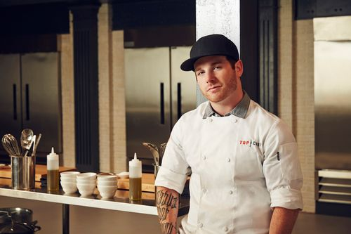 Image for Former 'Top Chef' contestant Aaron Grissom dies at 34