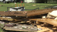 Tornadoes touch down in Alabama and Mississippi