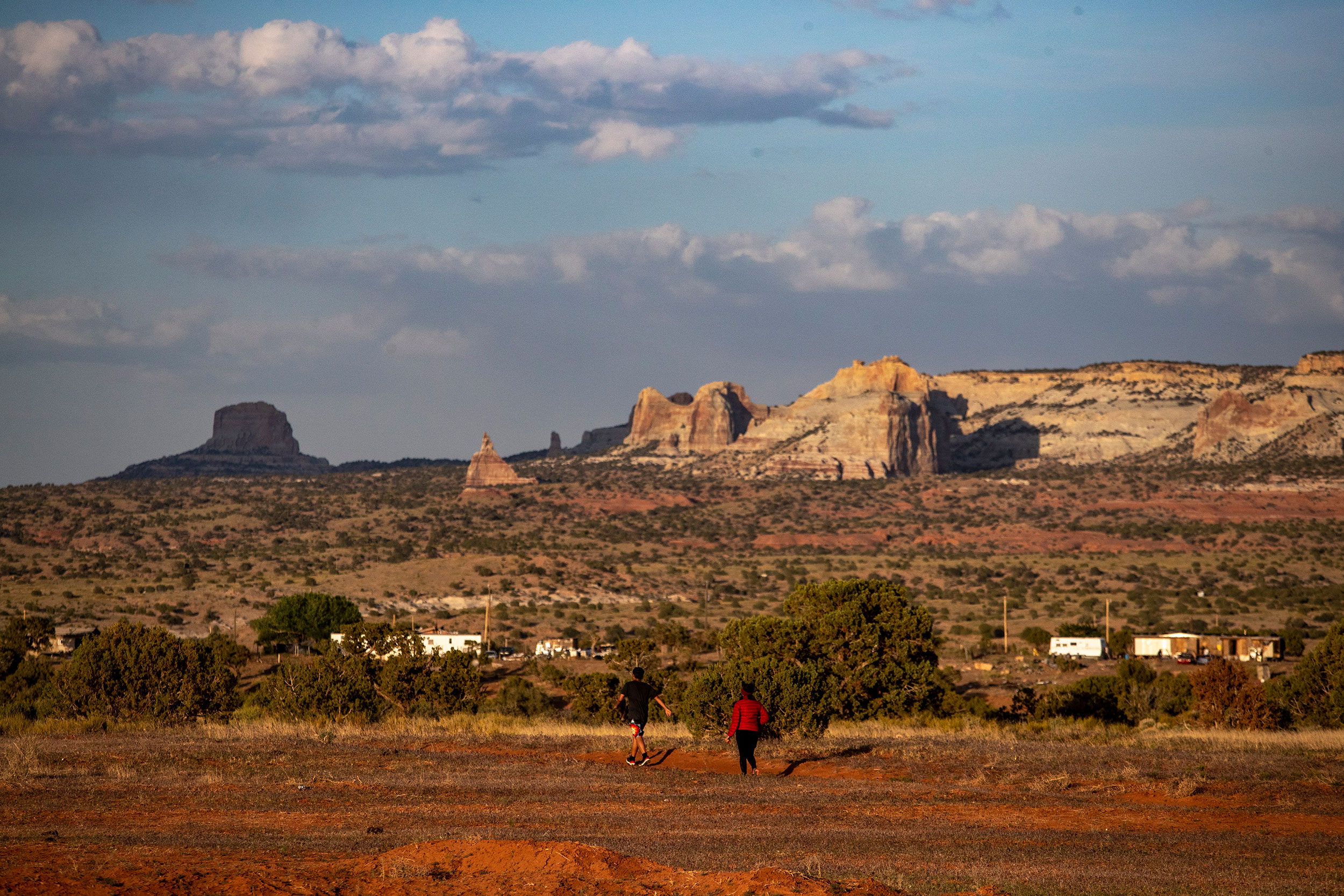 For many tribal nations, the pandemic also brought an increase in population