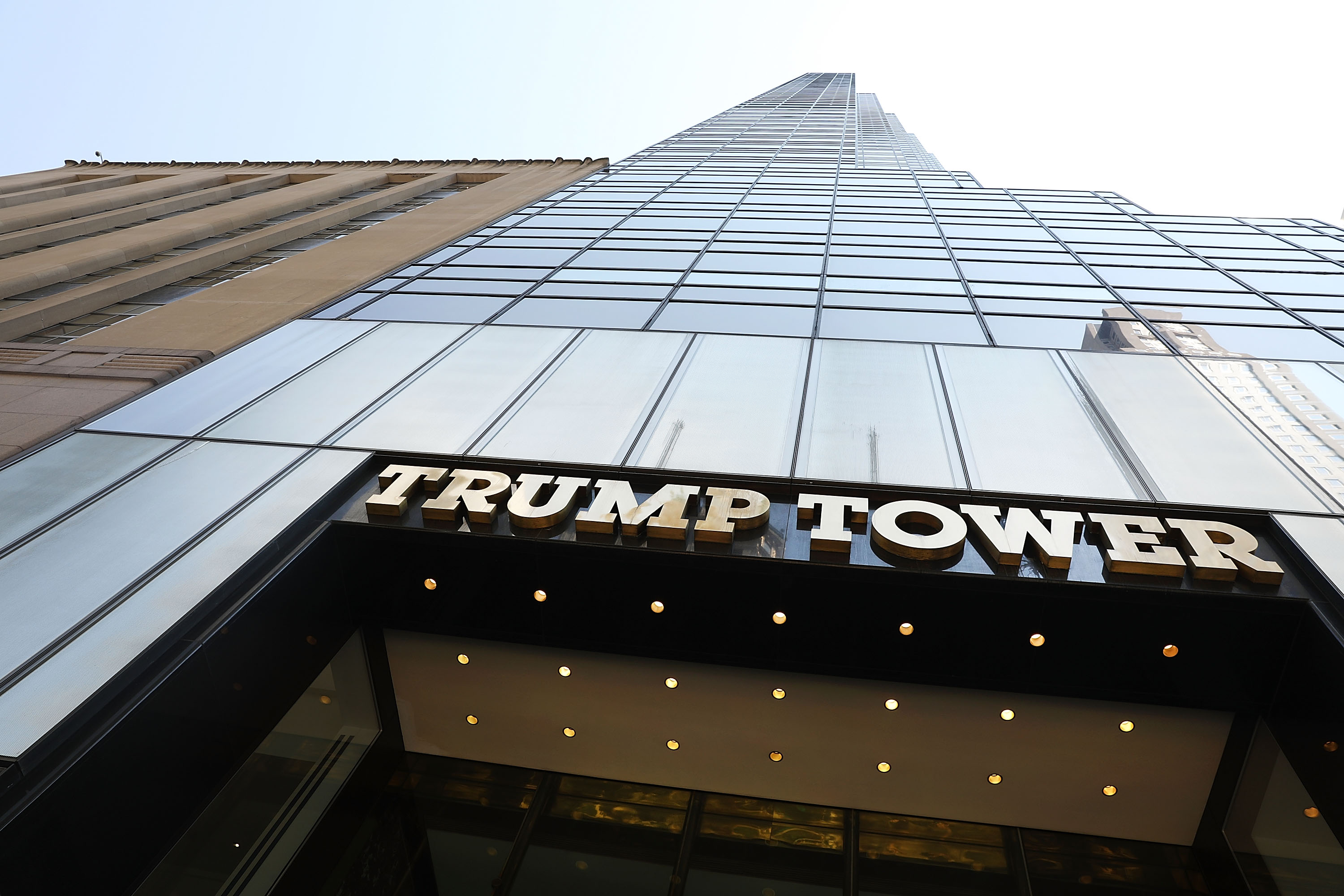 Trump Tower on New York's Fifth Avenue to see security scaled down