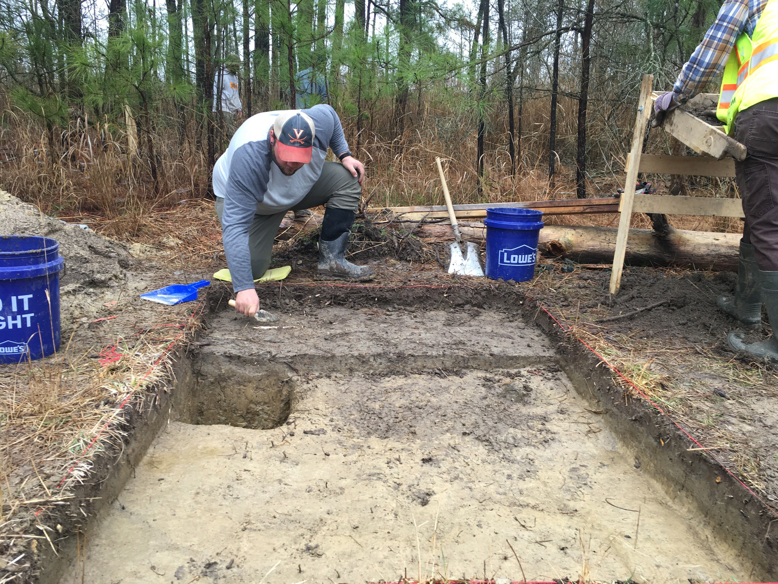 Archaeologists find Maryland site of home where Harriet Tubman's father once lived