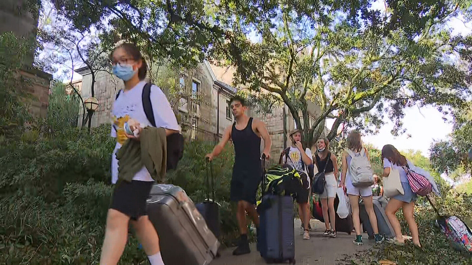 Tulane University relocating students to Houston due to power outages