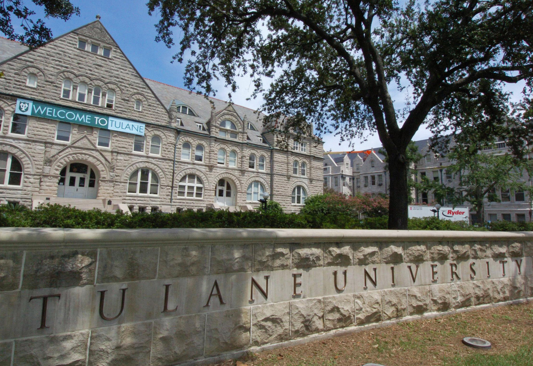 Tulane students warned of suspension or expulsion for partying in groups larger than 15