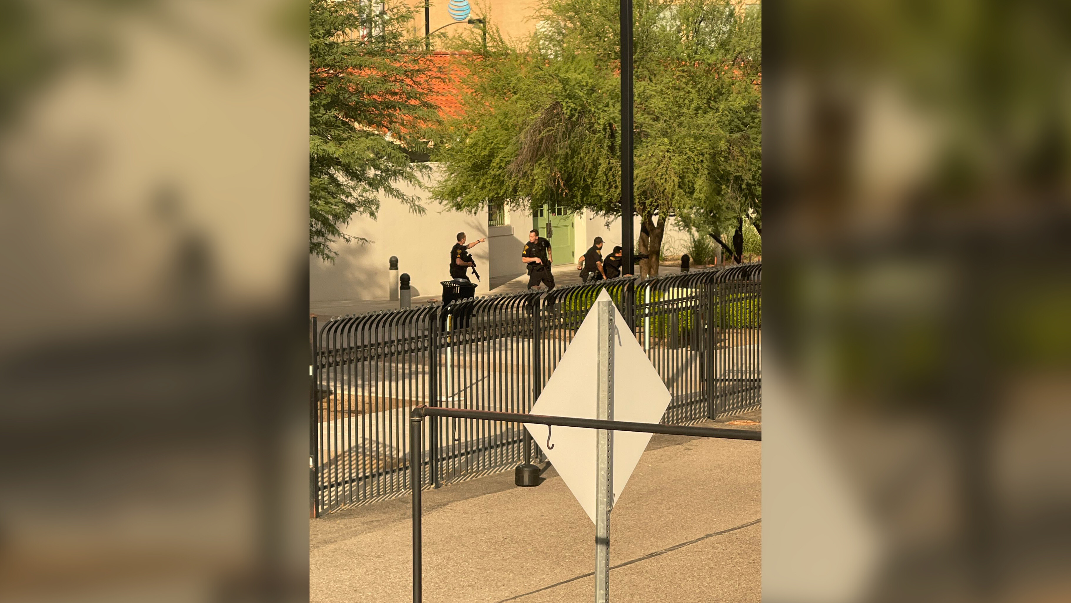 1 DEA agent killed, 2 officers injured in Amtrak train shooting in Tucson