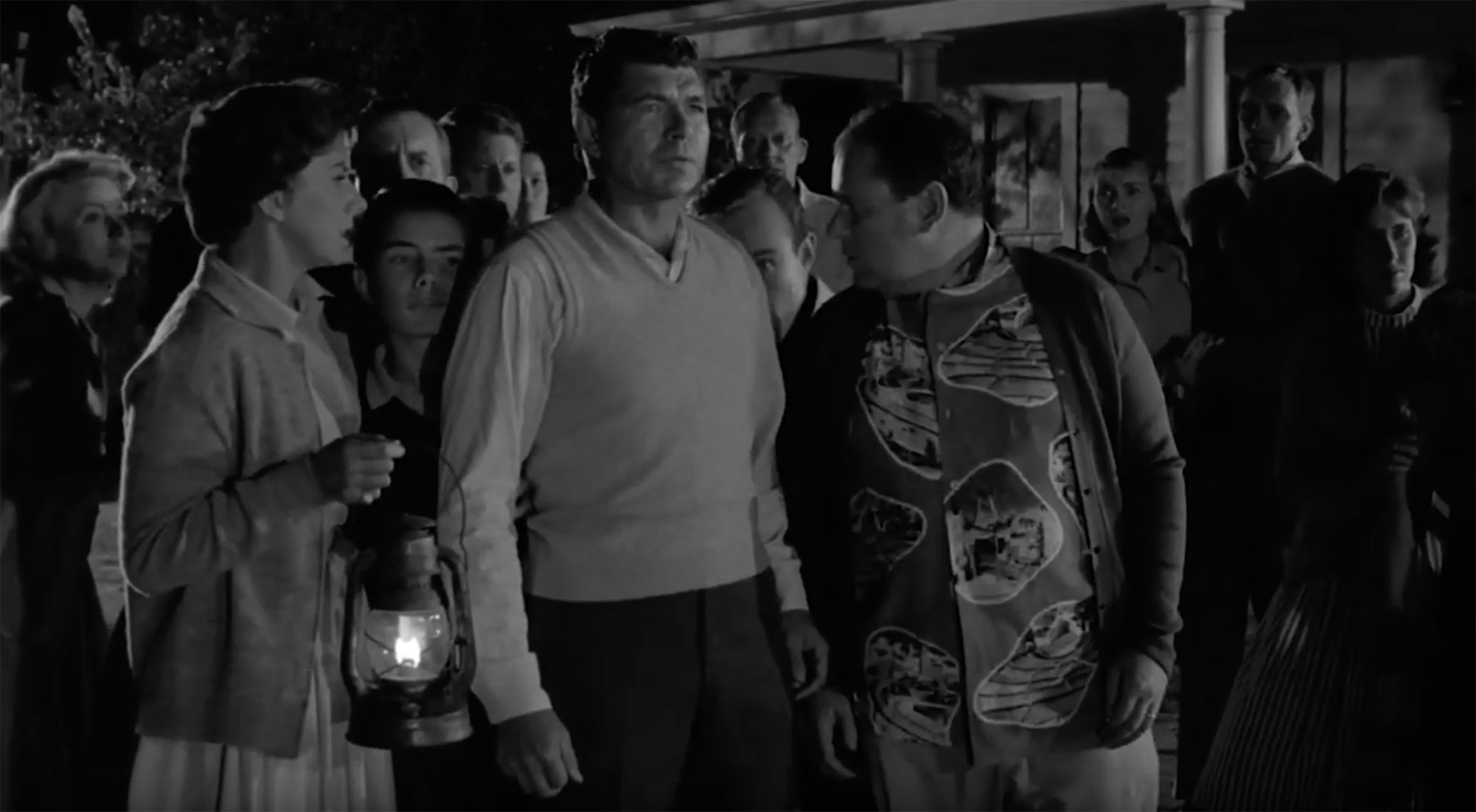 A classic 'Twilight Zone' episode warns us how not to behave during a pandemic