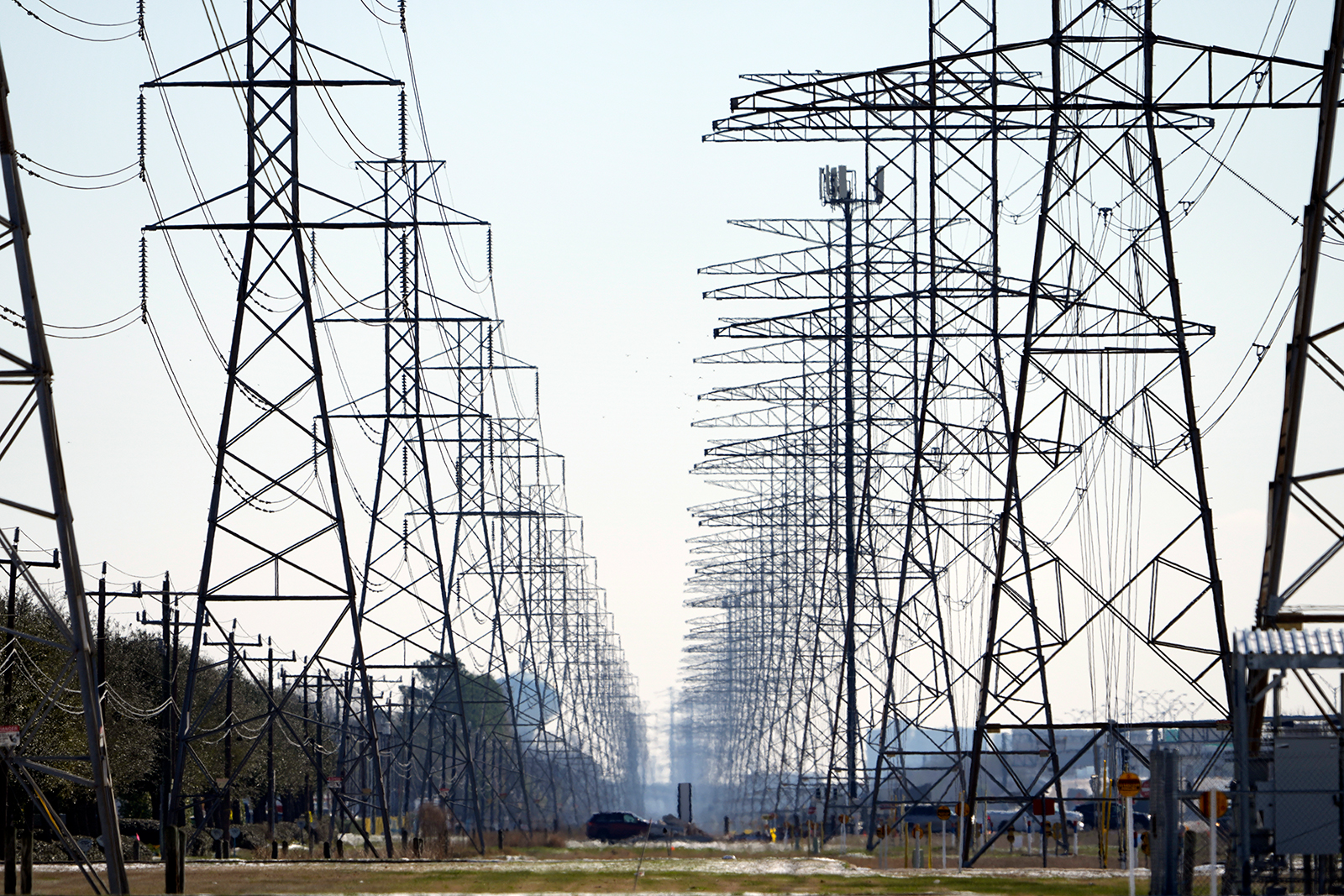 How Texas's deregulated market for power led to exorbitant electric bills
