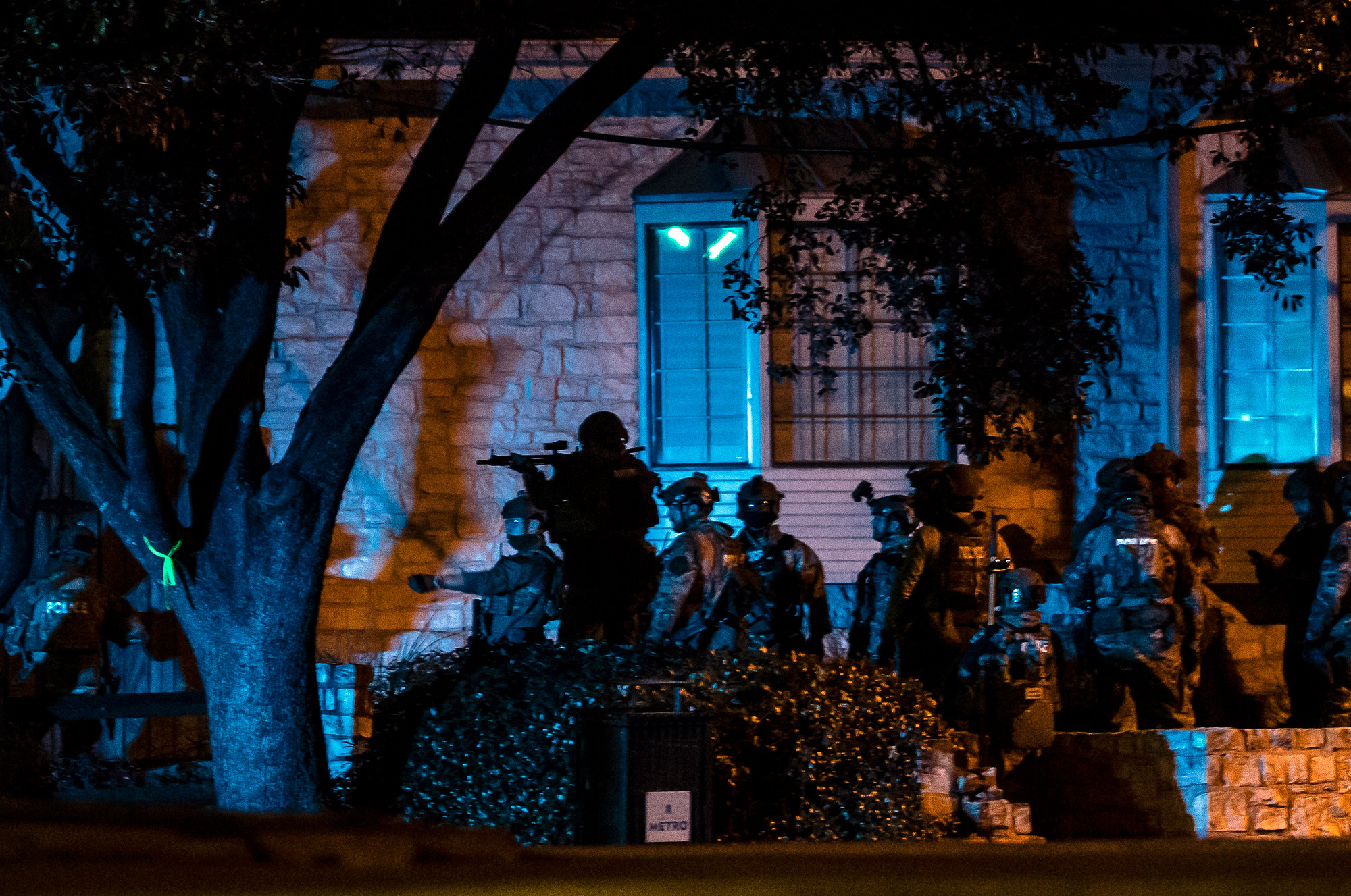Pediatrician fatally shoots another doctor and himself during hostage situation in Austin, Texas, police say