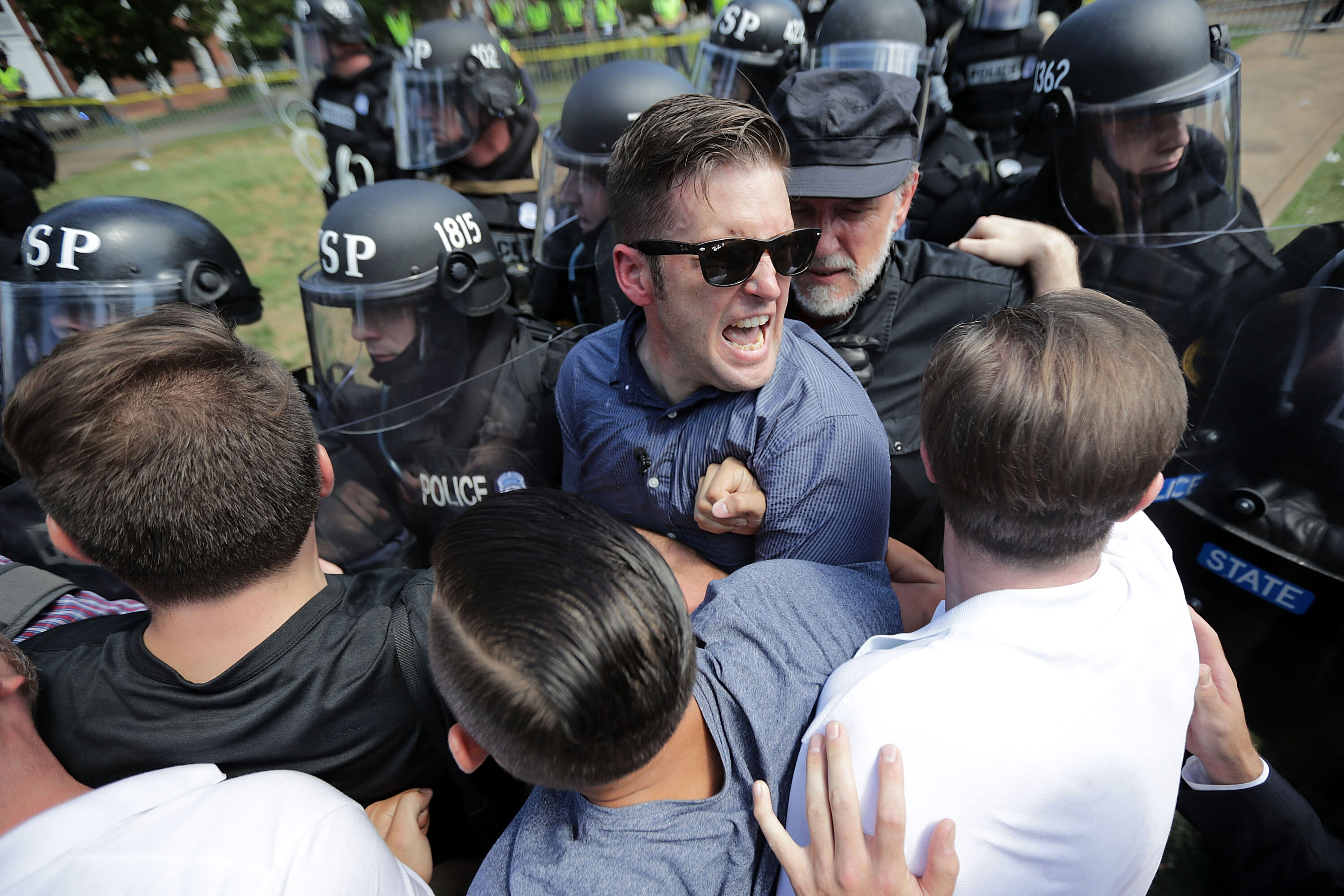 Jury to hear opening statements in trial over whether Charlottesville Unite the Right rally was intended to spur violence