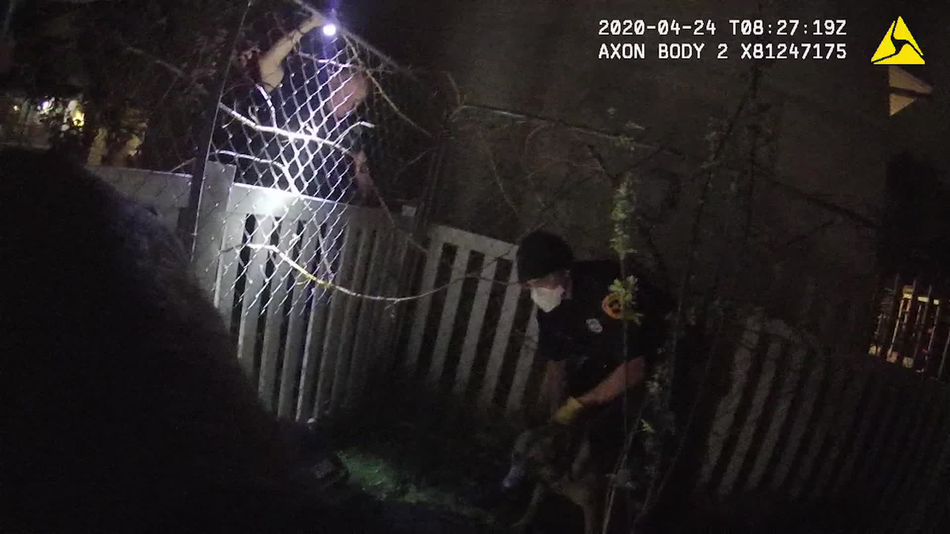 Utah officer charged after allegedly ordering K9 to attack Black man who was surrendering