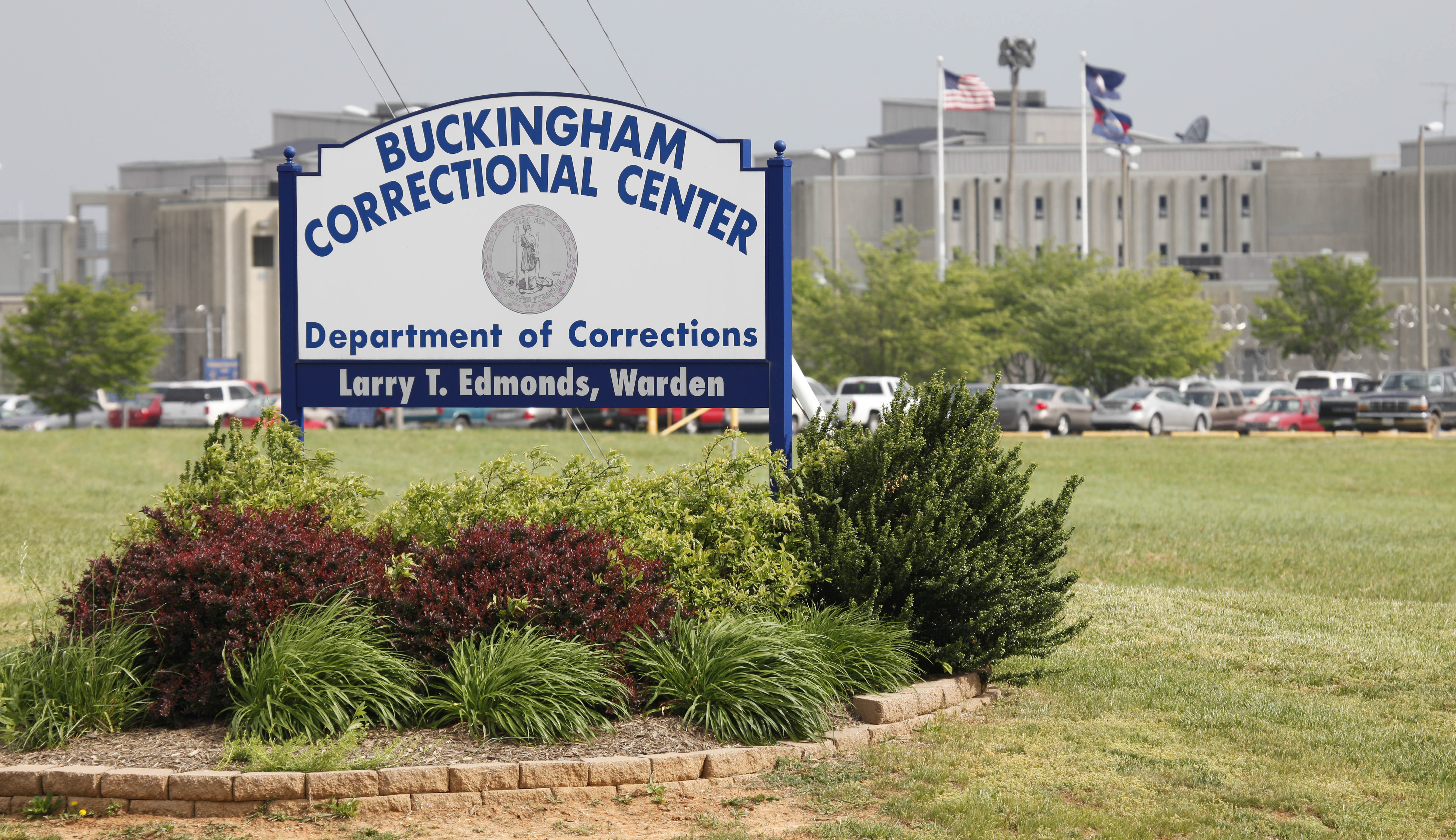 8-year-old Virginia girl was strip searched during a state prison visit, authorities say