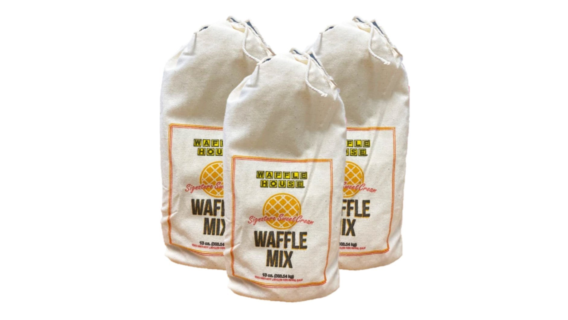 Waffle House sold out of its waffle mix online in just four hours