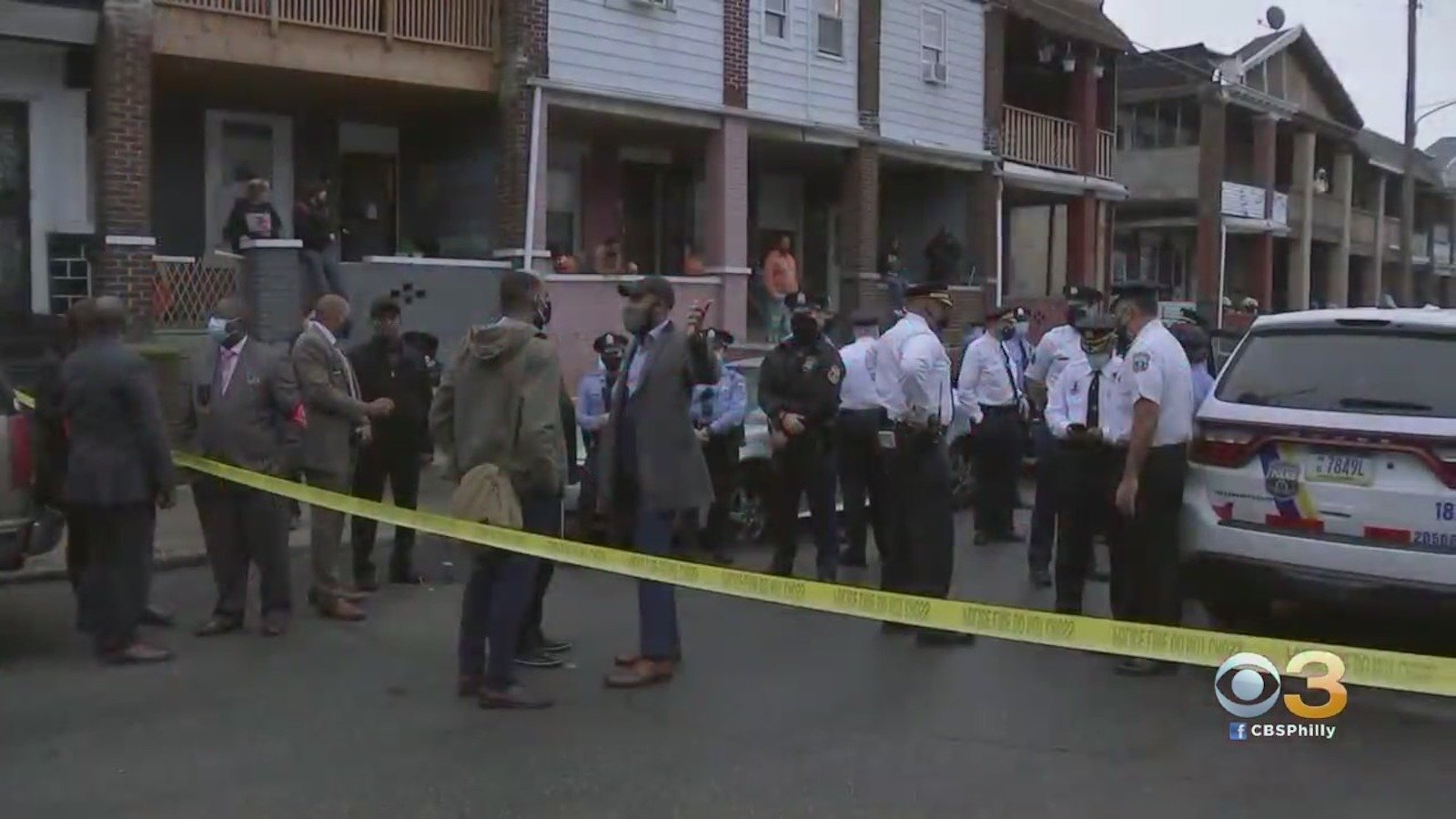 Philadelphia sees more protests and looting as authorities investigate police shooting of Black man with knife