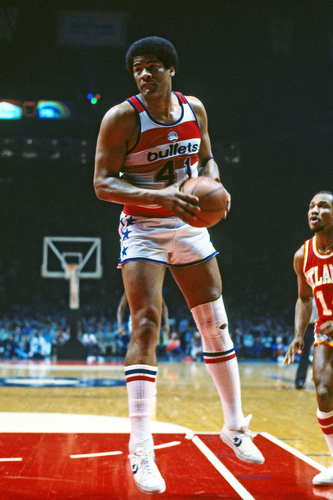 Image for NBA Hall of Famer Wes Unseld dies at 74