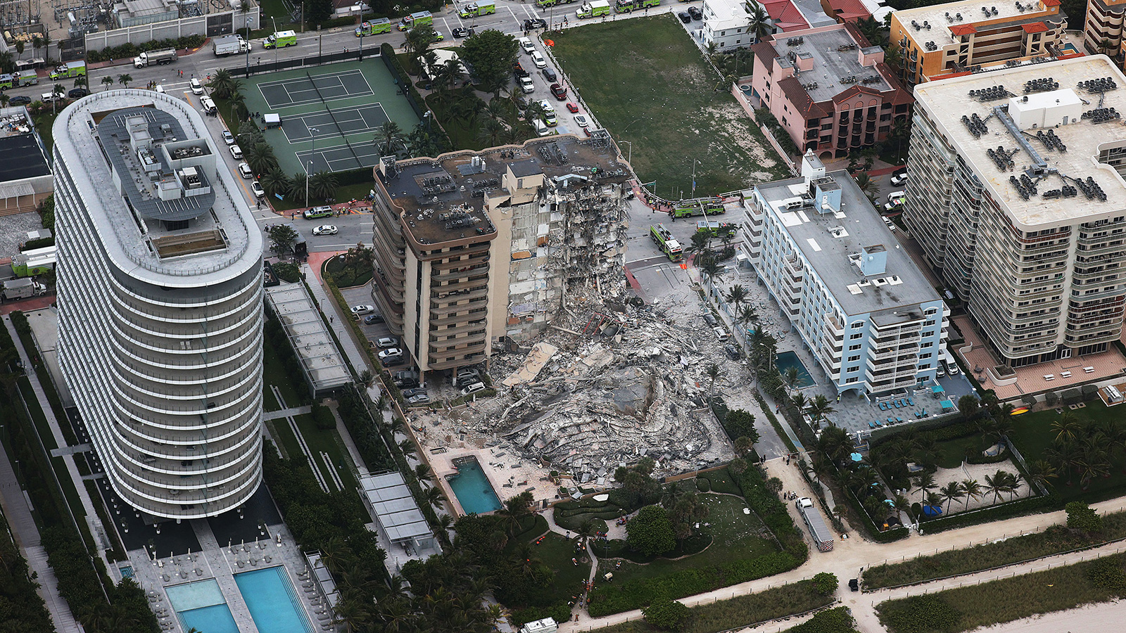 Mystery of what caused South Florida condo collapse deepens