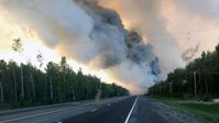 McKinley Fire in Alaska threatens more than 1,000 structures as wildfires rage in a dozen states