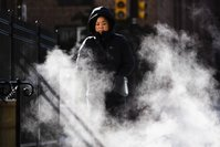 This Arctic blast is in its final day. But the cold isn't over quite yet