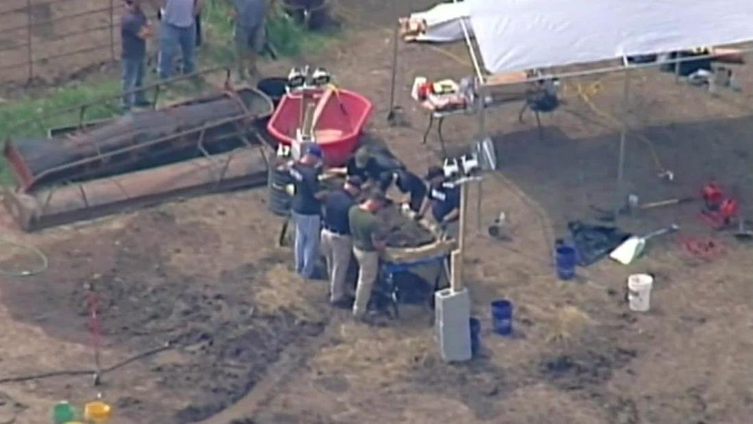 Remains of one of two missing Wisconsin brothers possibly found in stock trailer in Nebraska