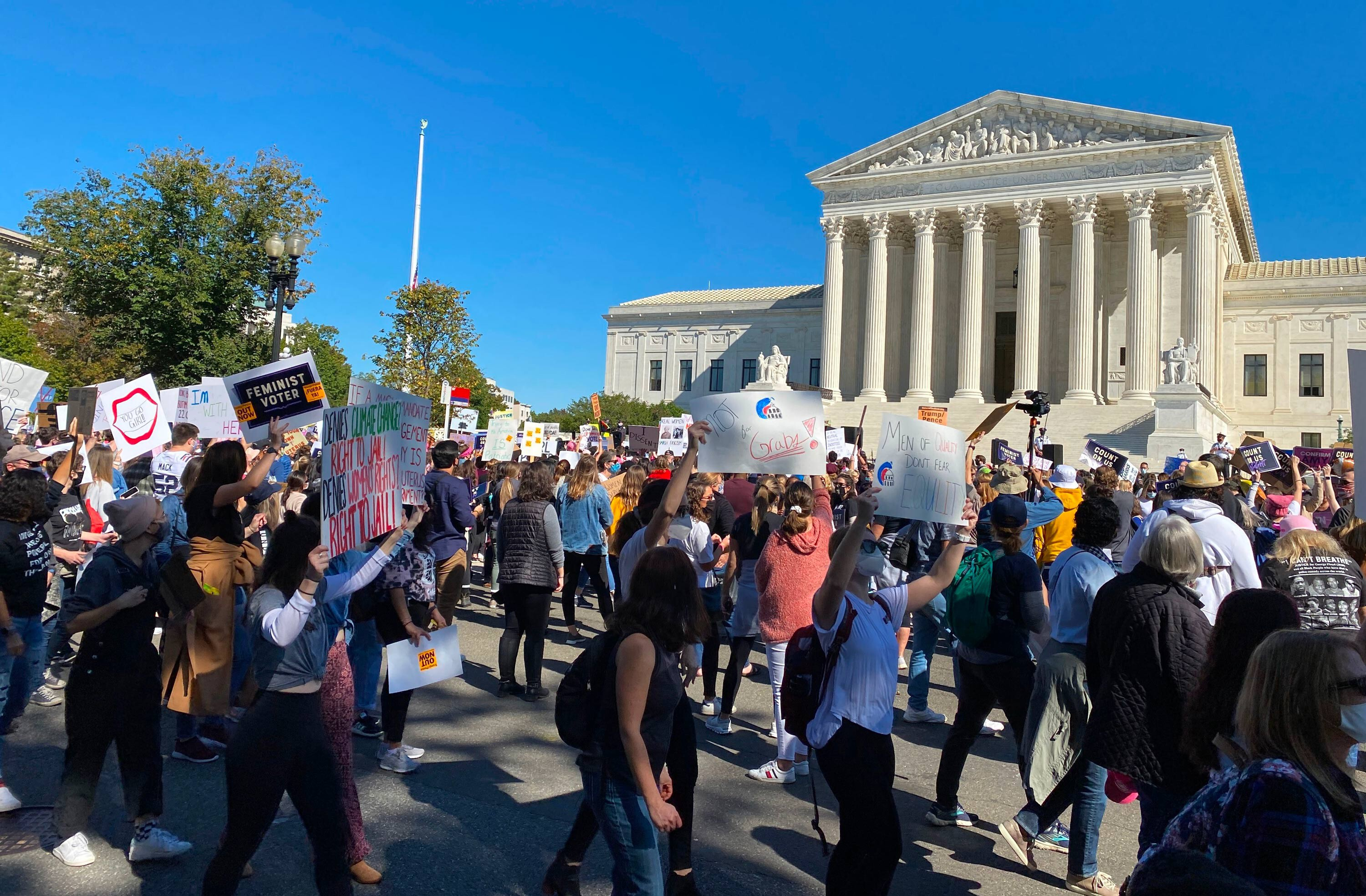 More than 600 reproductive rights marches are set for Saturday. Here's what you need to know