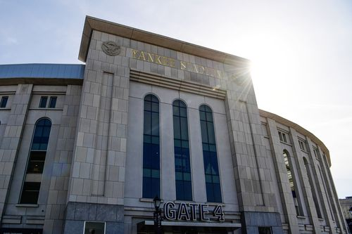 Image for Yankee Stadium is expected to join Mets' Citi Field as a Covid-19 vaccine mega site