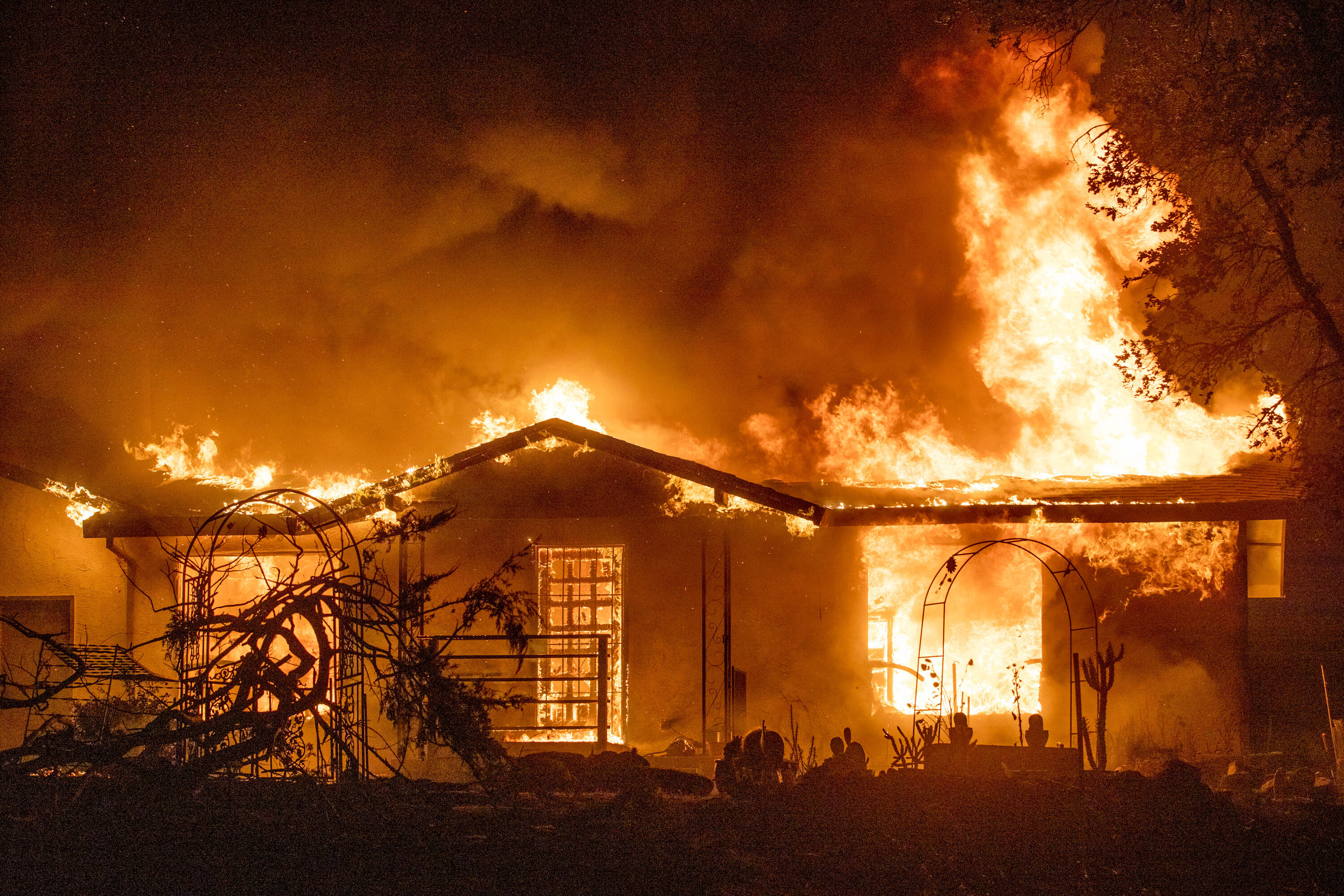 California utility PG&E is 'criminally liable' for the fatal 2020 Zogg Fire, prosecutor says