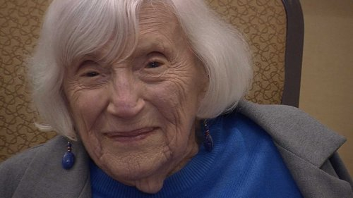 Image for Holocaust survivor turned spy against Nazi Germany shares her incredible story