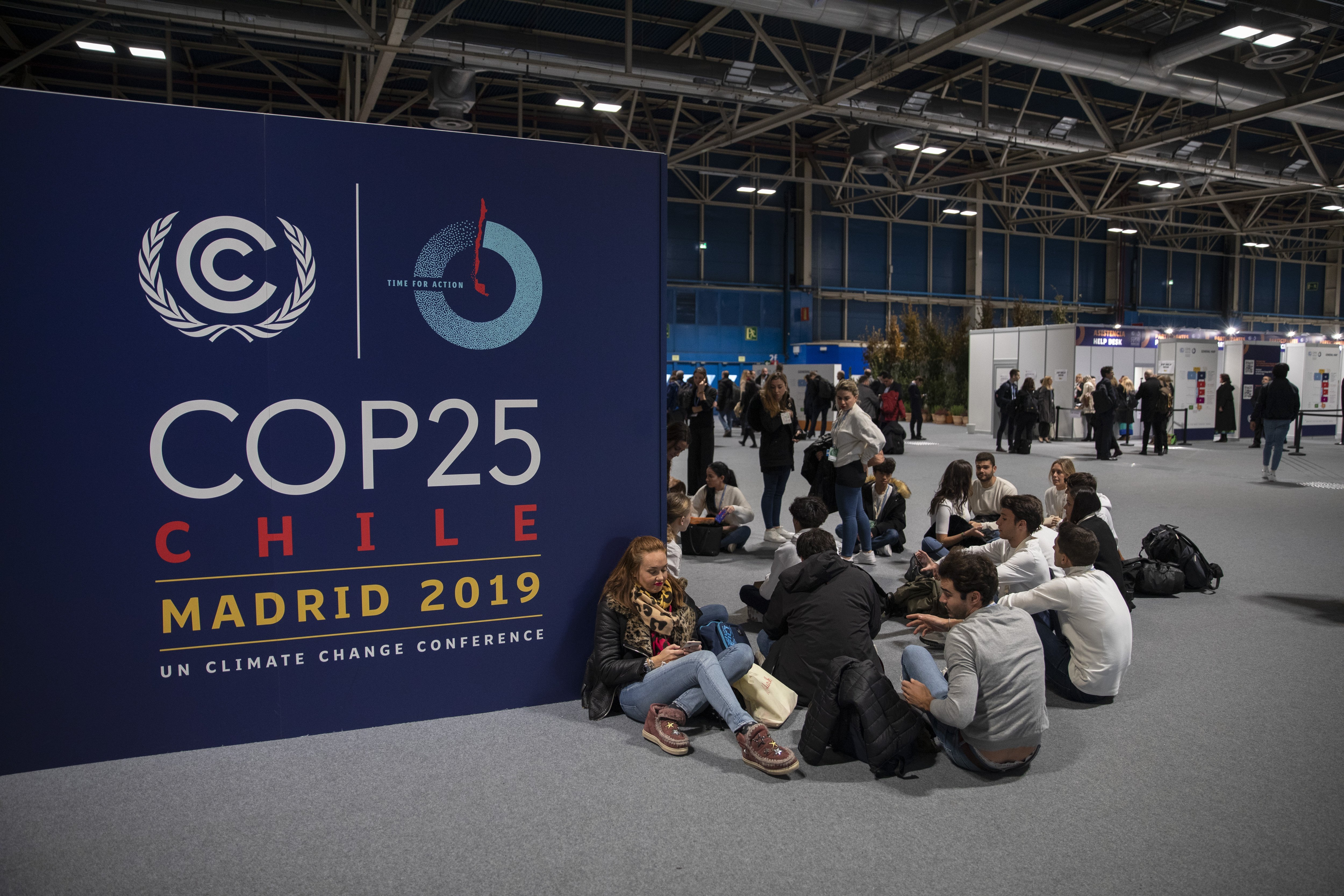 COP25 really is the 'point of no return' in the climate emergency. Here's why