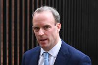 Who is Dominic Raab? The Brexiteer ex-lawyer deputizing for Boris Johnson